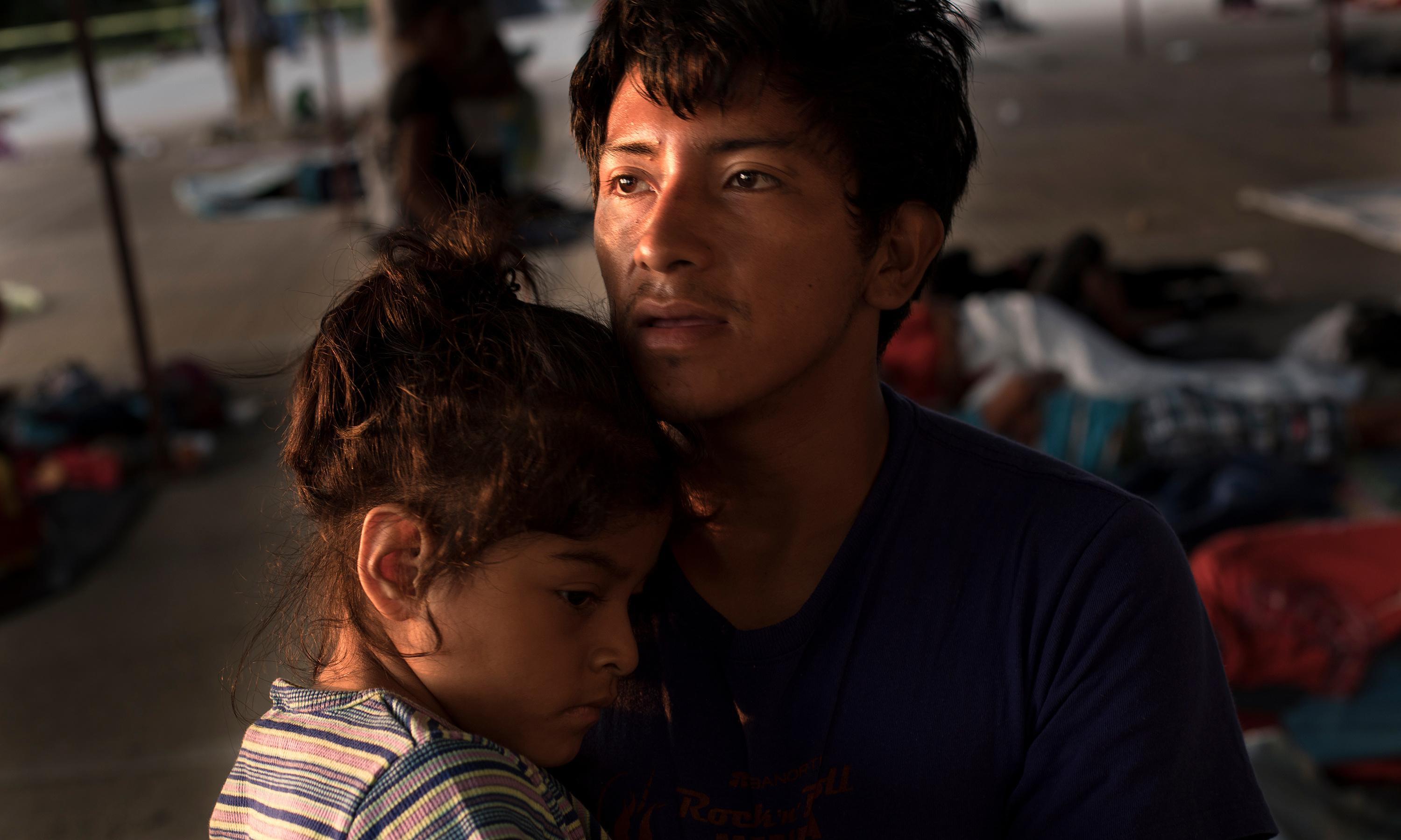 This is what Trump's caravan 'invasion' really looks like
