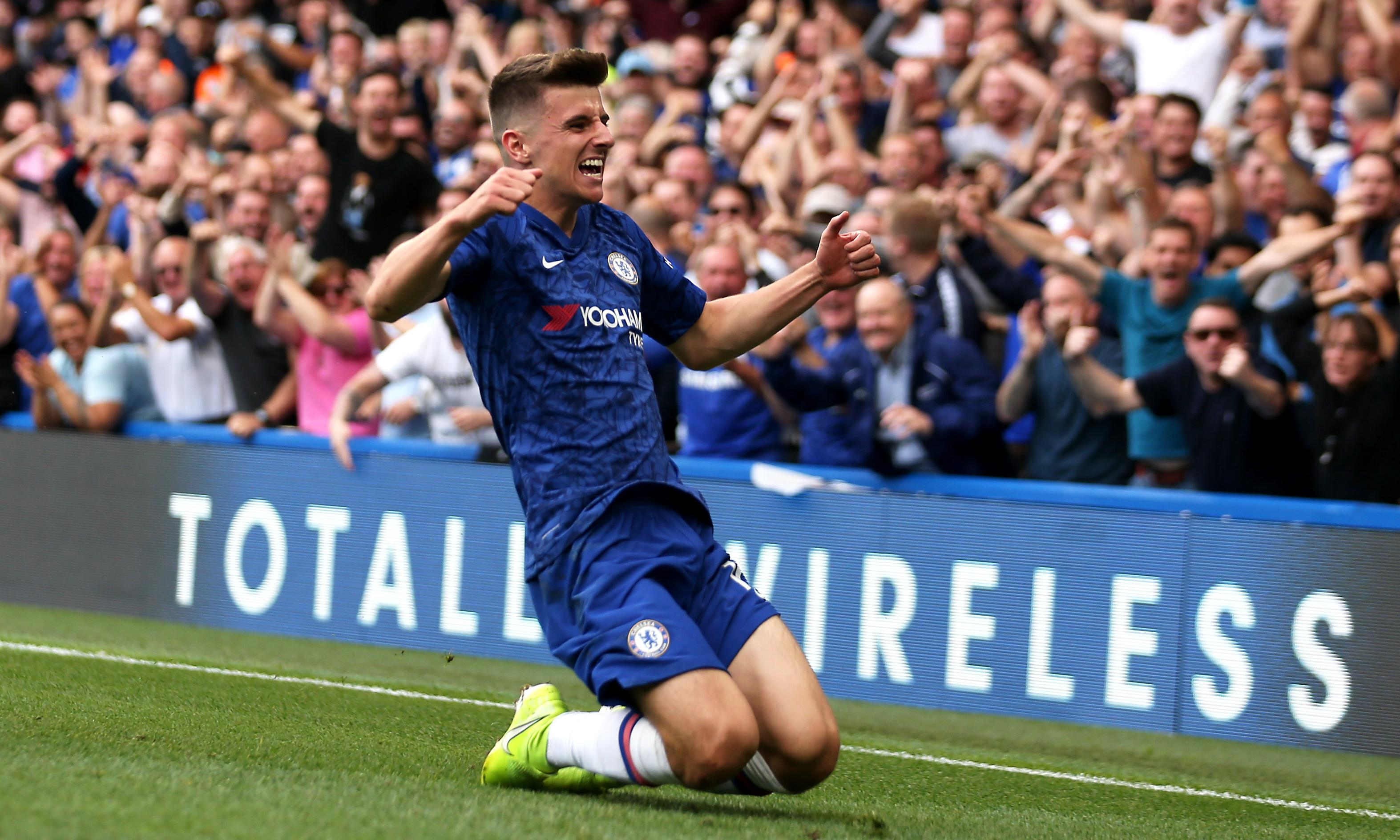 Mason Mount already a go-to man for Lampard in his new-look Chelsea