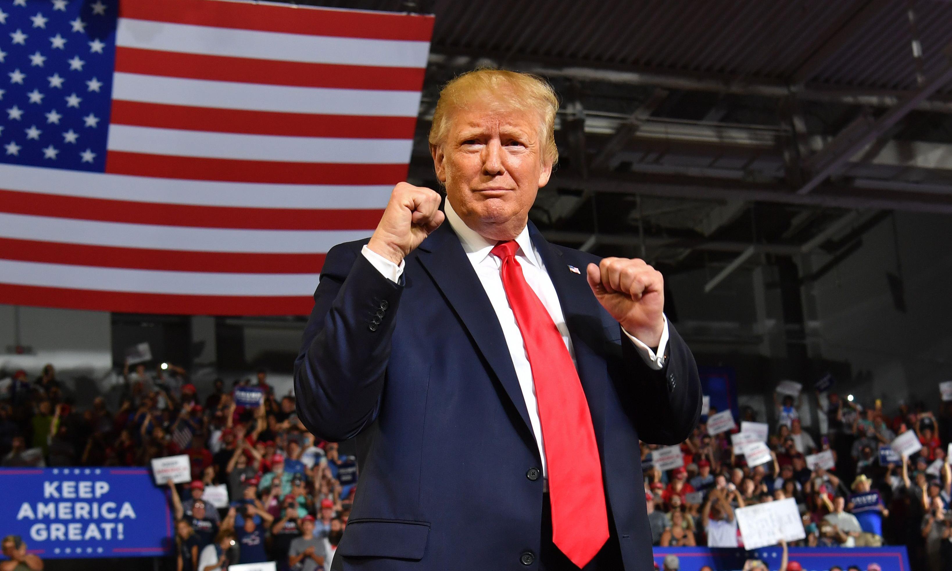 The Man Who Sold America: Joy-Ann Reid hosts a Trump house of horrors