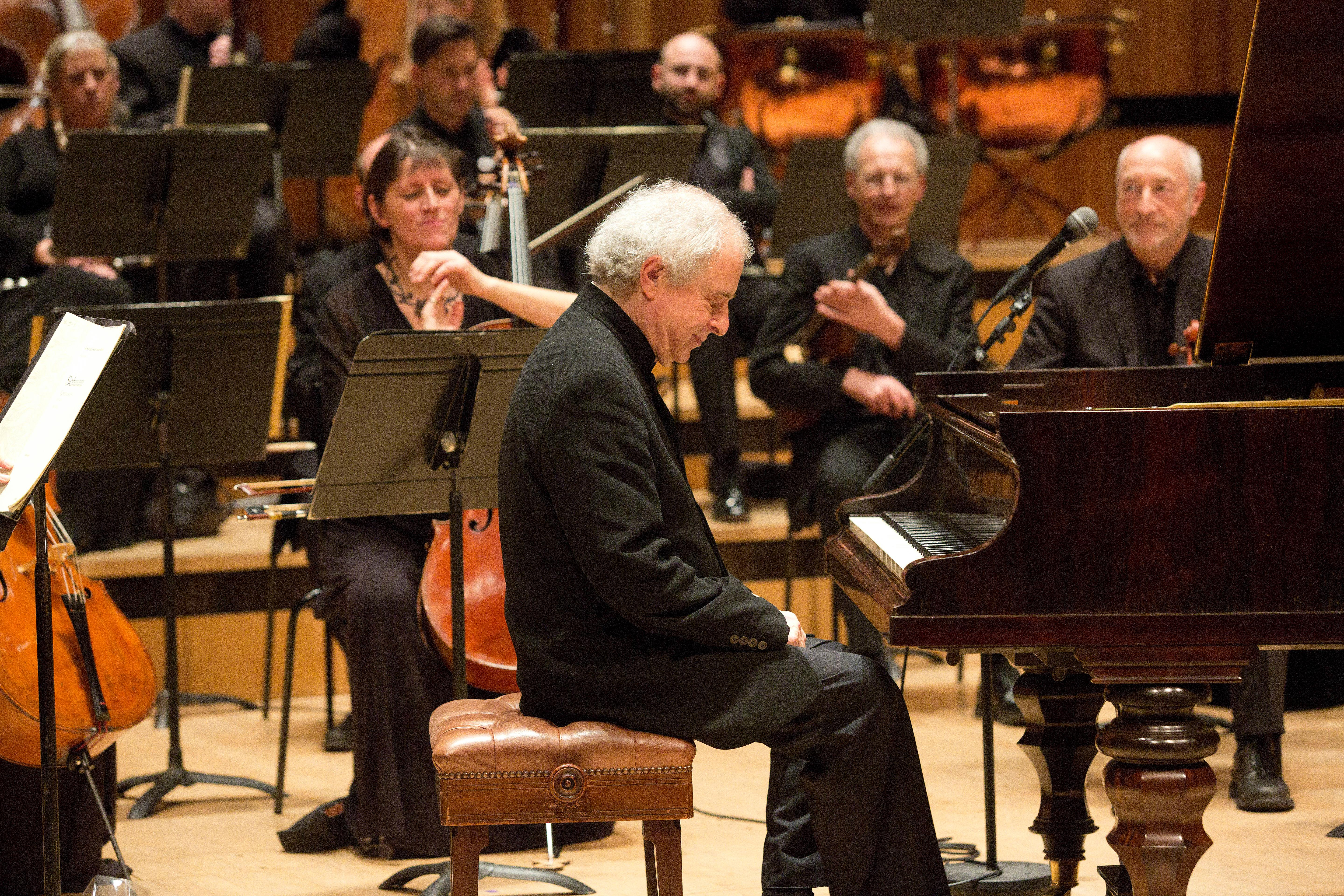 The week in classical: András Schiff, OAE; The Magic Flute – review