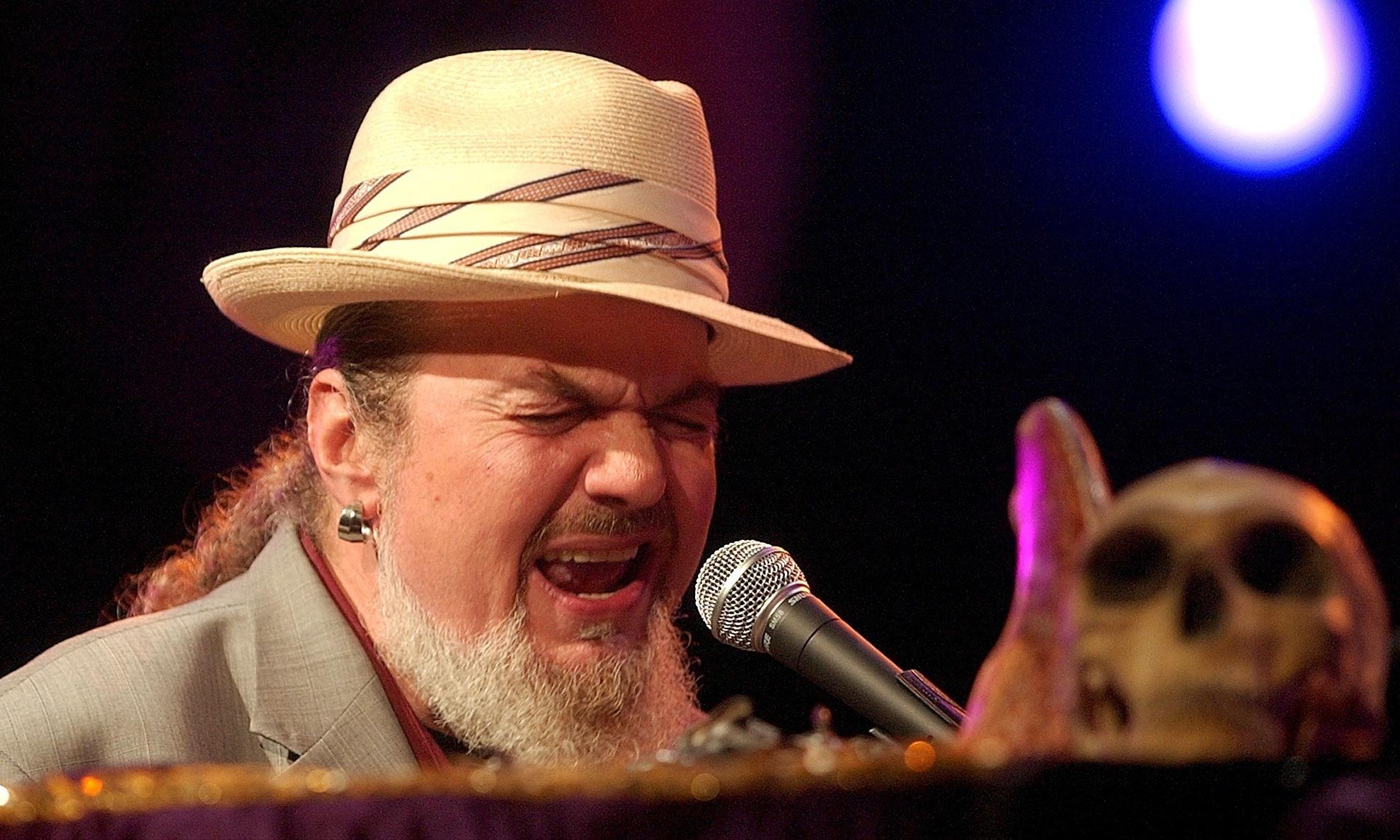Dr John, legendary genre-bending New Orleans musician, dies aged 77