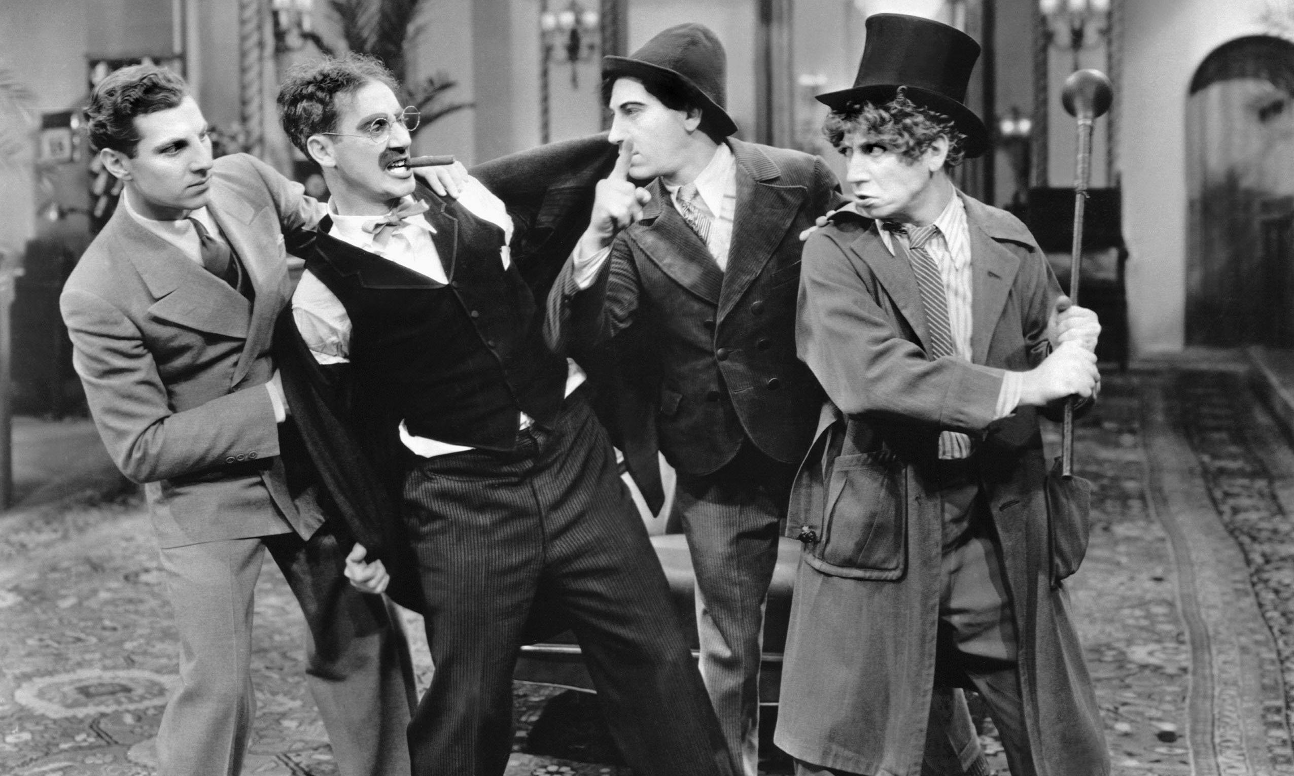 Comically surreal: how Dali's film with Marx brothers came to life