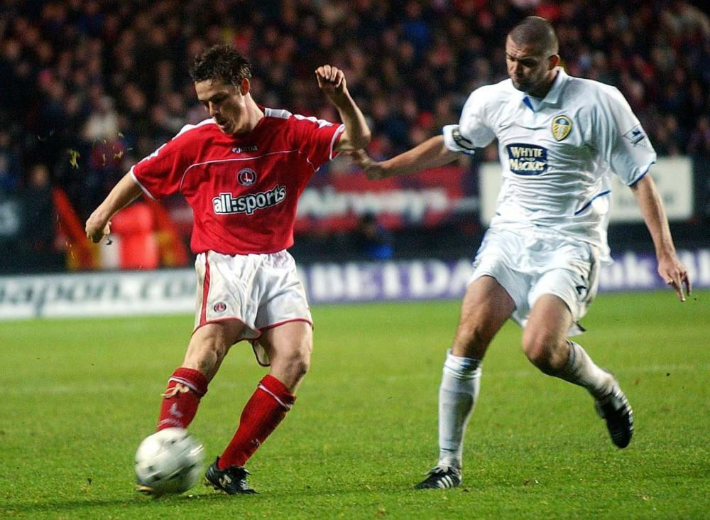 Where would Charlton be now if they had kept hold of Scott Parker in 2003?