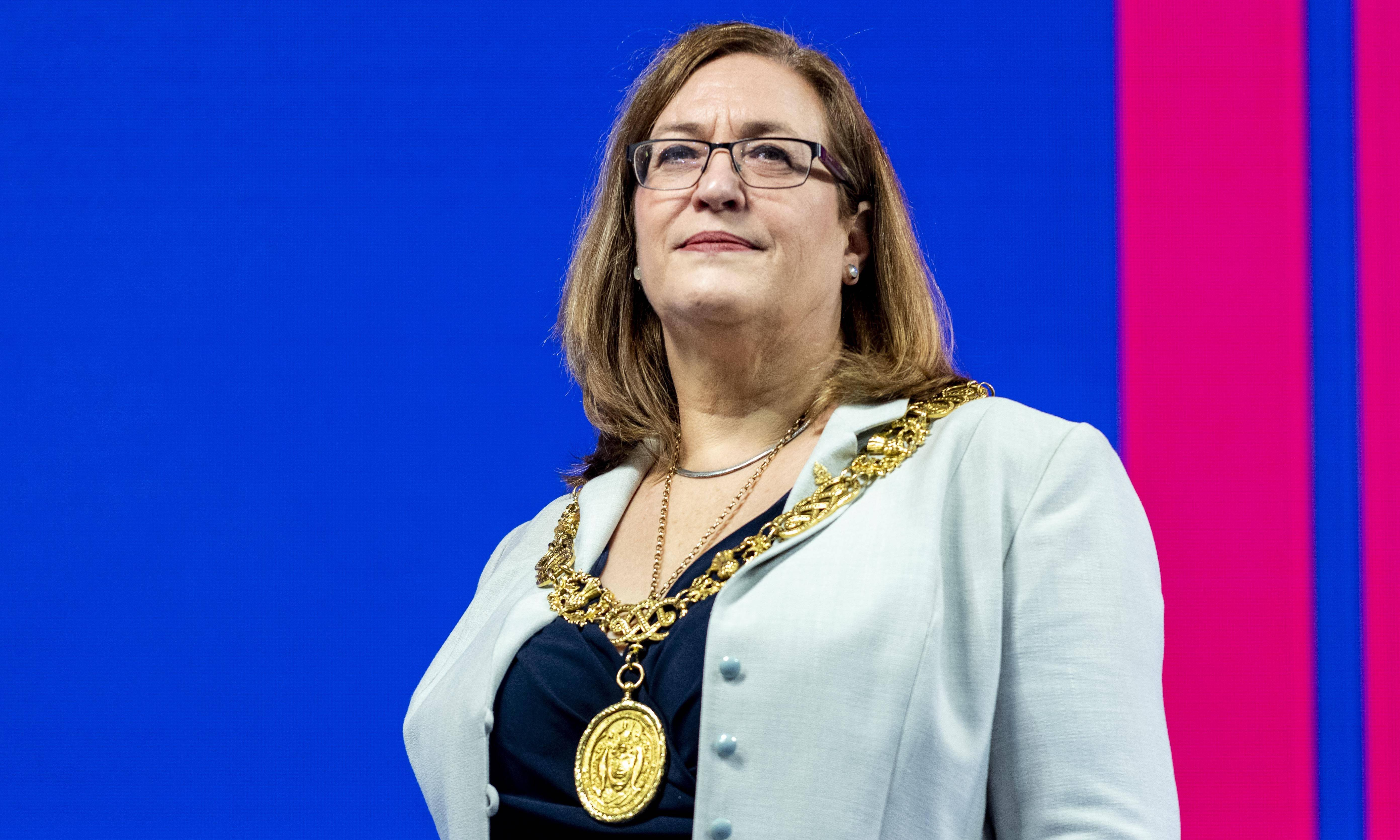 The lord provost was only guilty of trying to look good for Glasgow