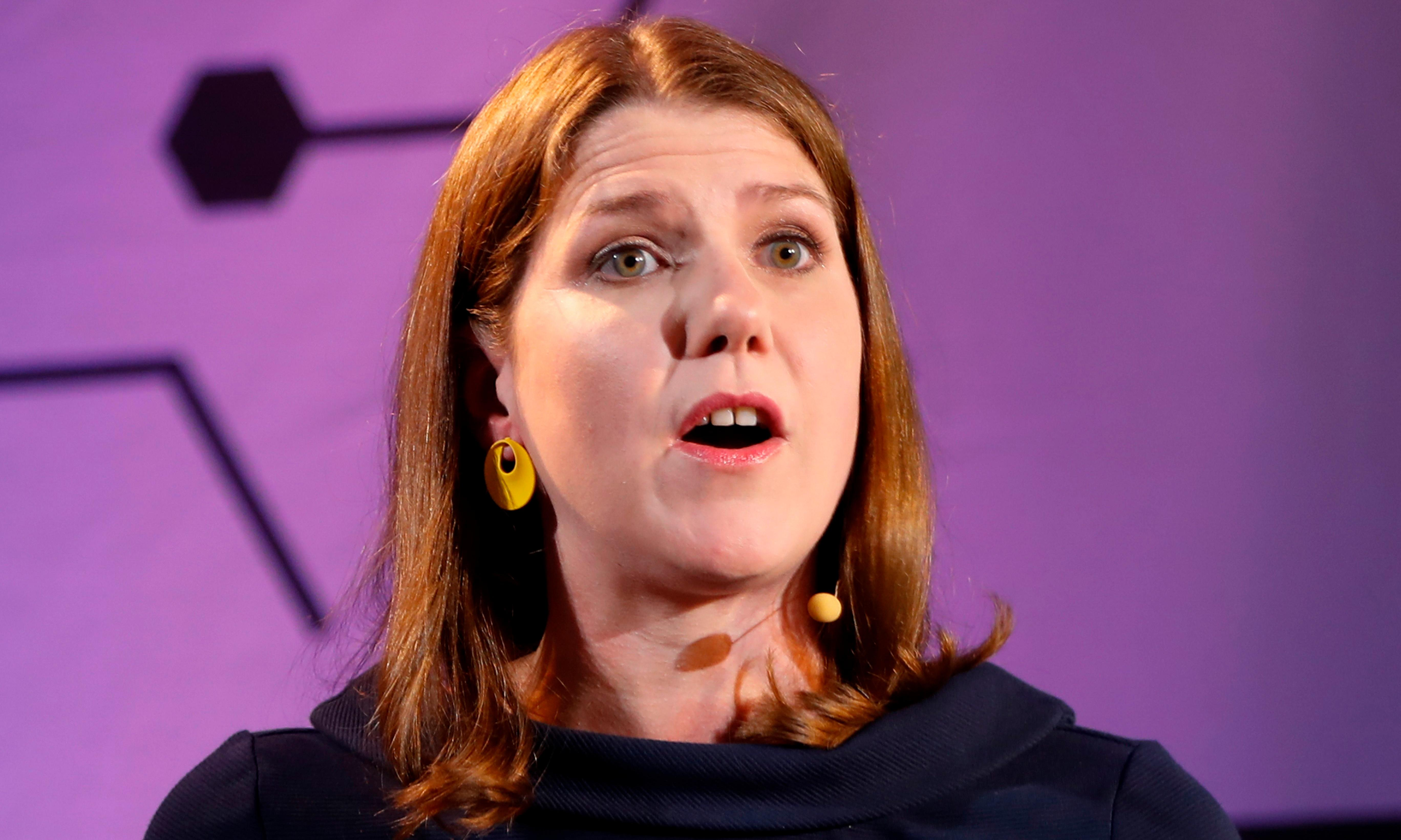 Swinson's rejection of Corbyn as unity PM was petulant, says Gardiner