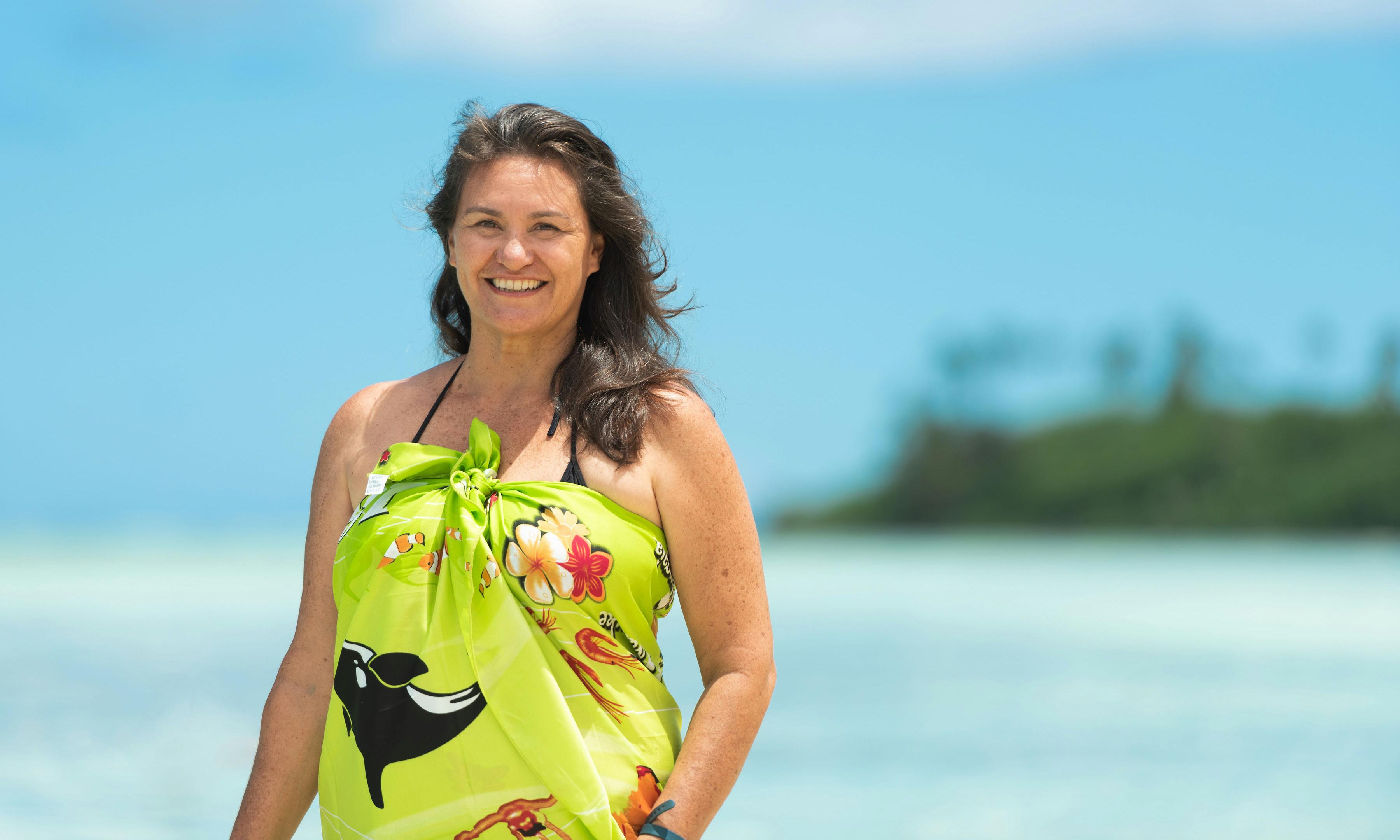 Cook Islands: manager of world's biggest marine park says she lost job for backing sea mining moratorium