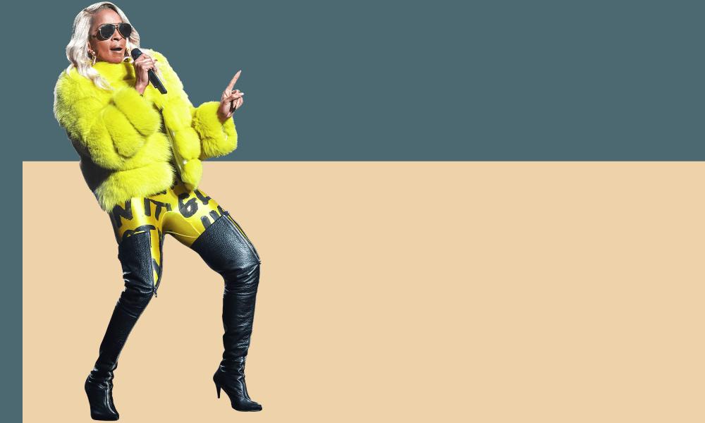 Fur the win: Mary J Blige returns, 2018
