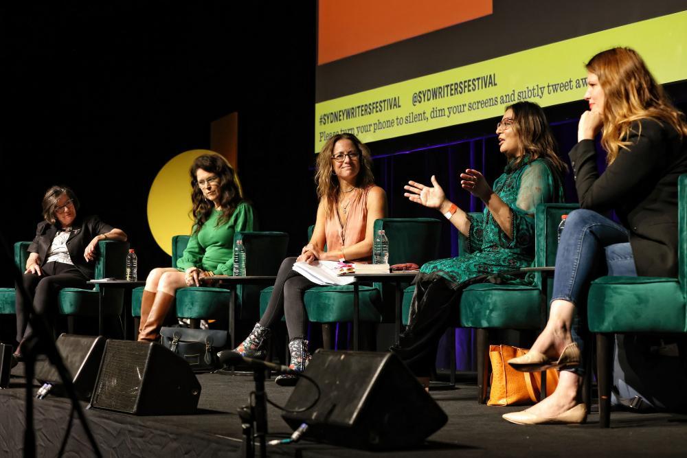 Women and Politics panel at Sydney Writers festival 2021