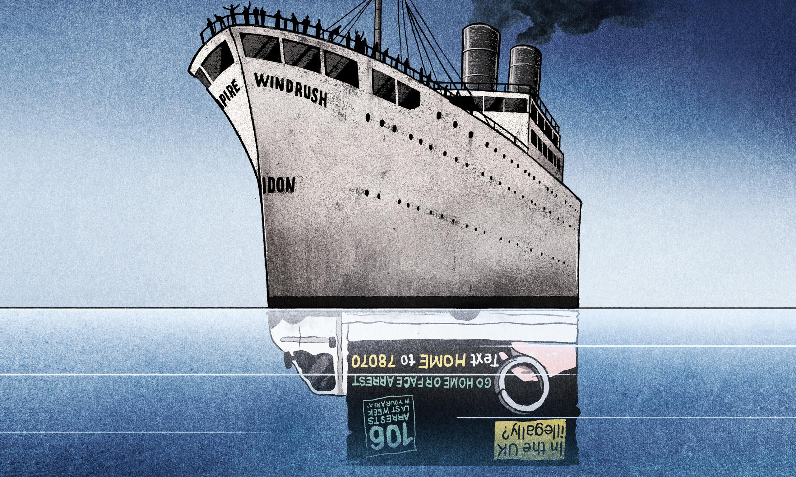 At its best, Britain can rise to the challenge of racism. In the case of Windrush, it hasn't