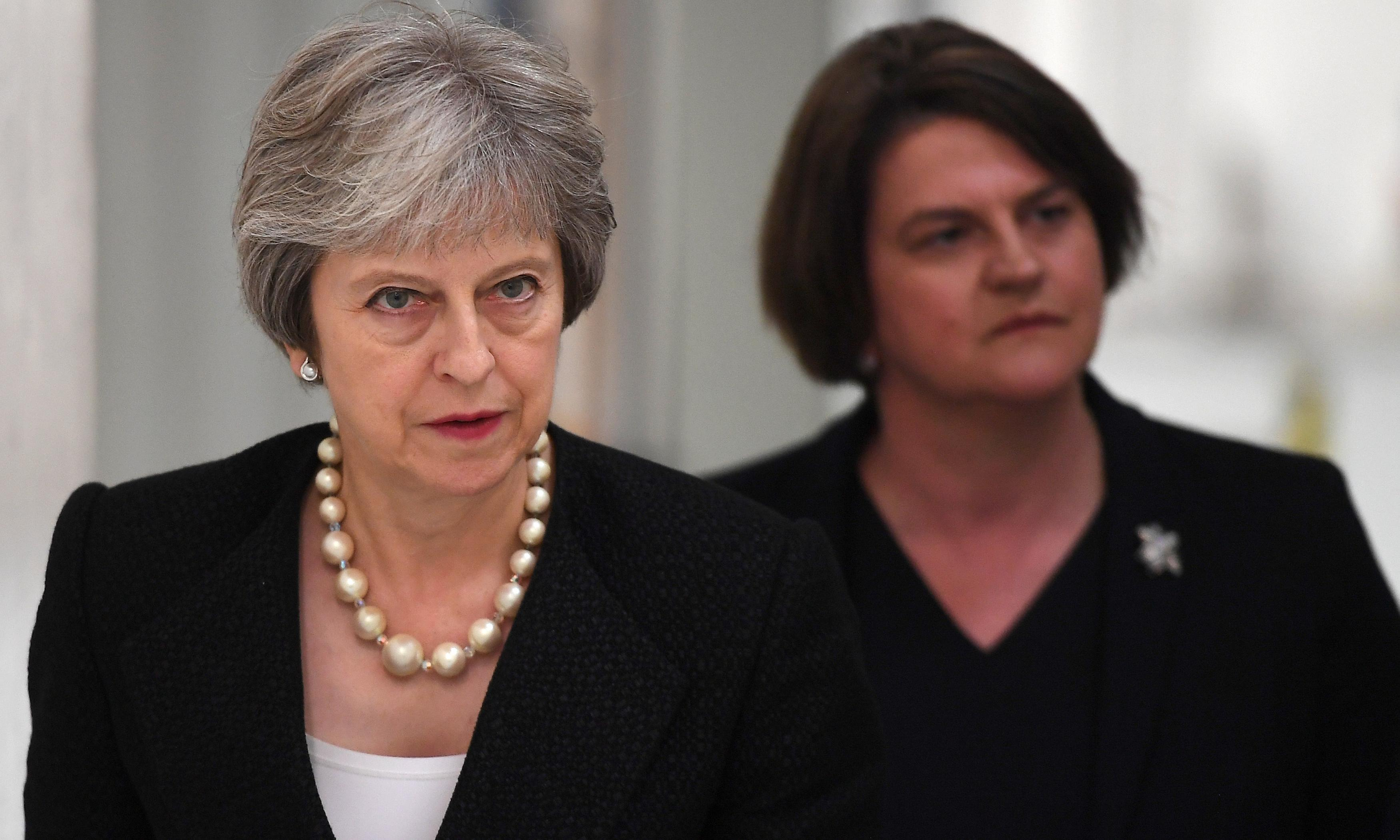 Can Theresa May survive calling the DUP's bluff on Brexit?