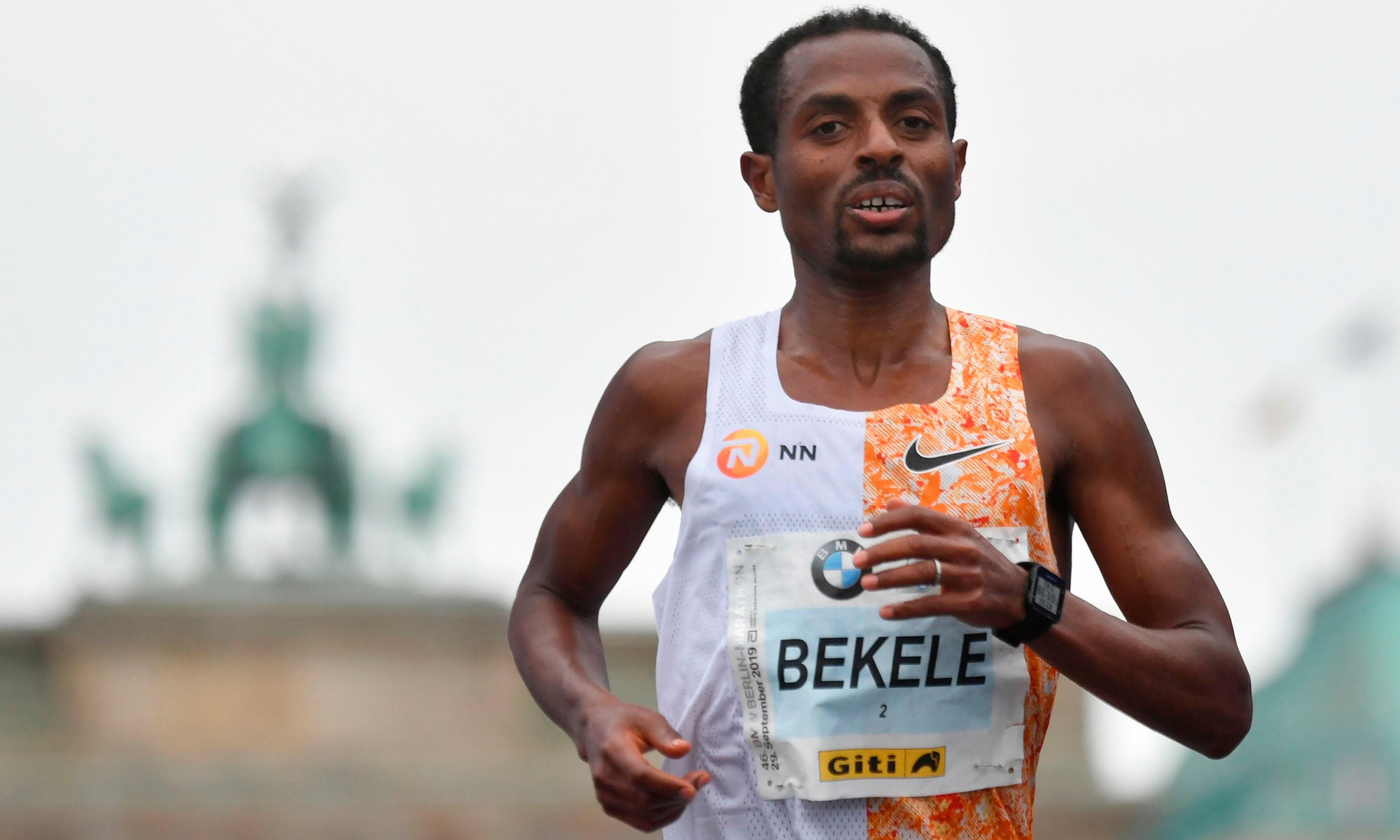 Kenenisa Bekele to face Eliud Kipchoge in London Marathon for the ages