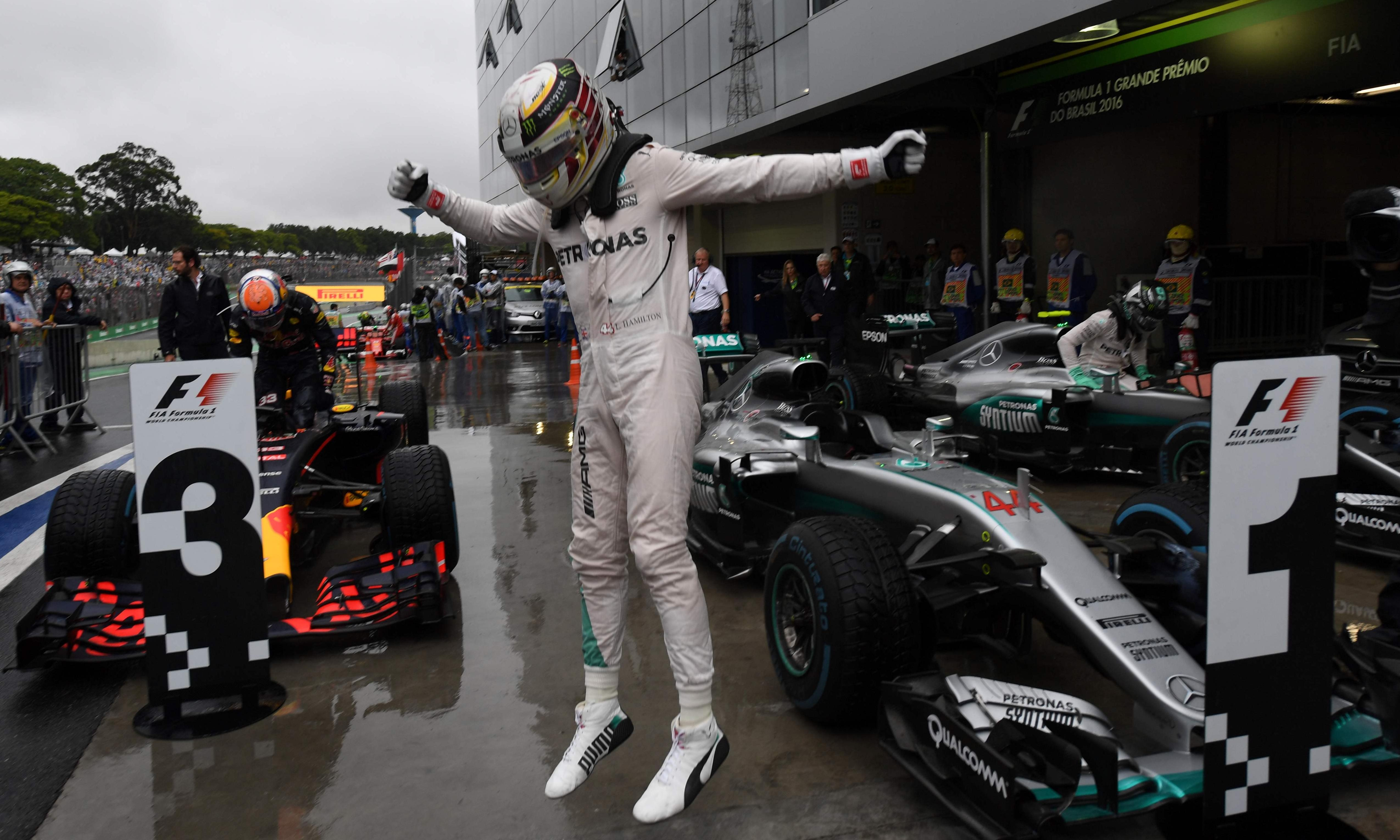 Lewis Hamilton: Nico Rosberg's best is not good enough to beat me
