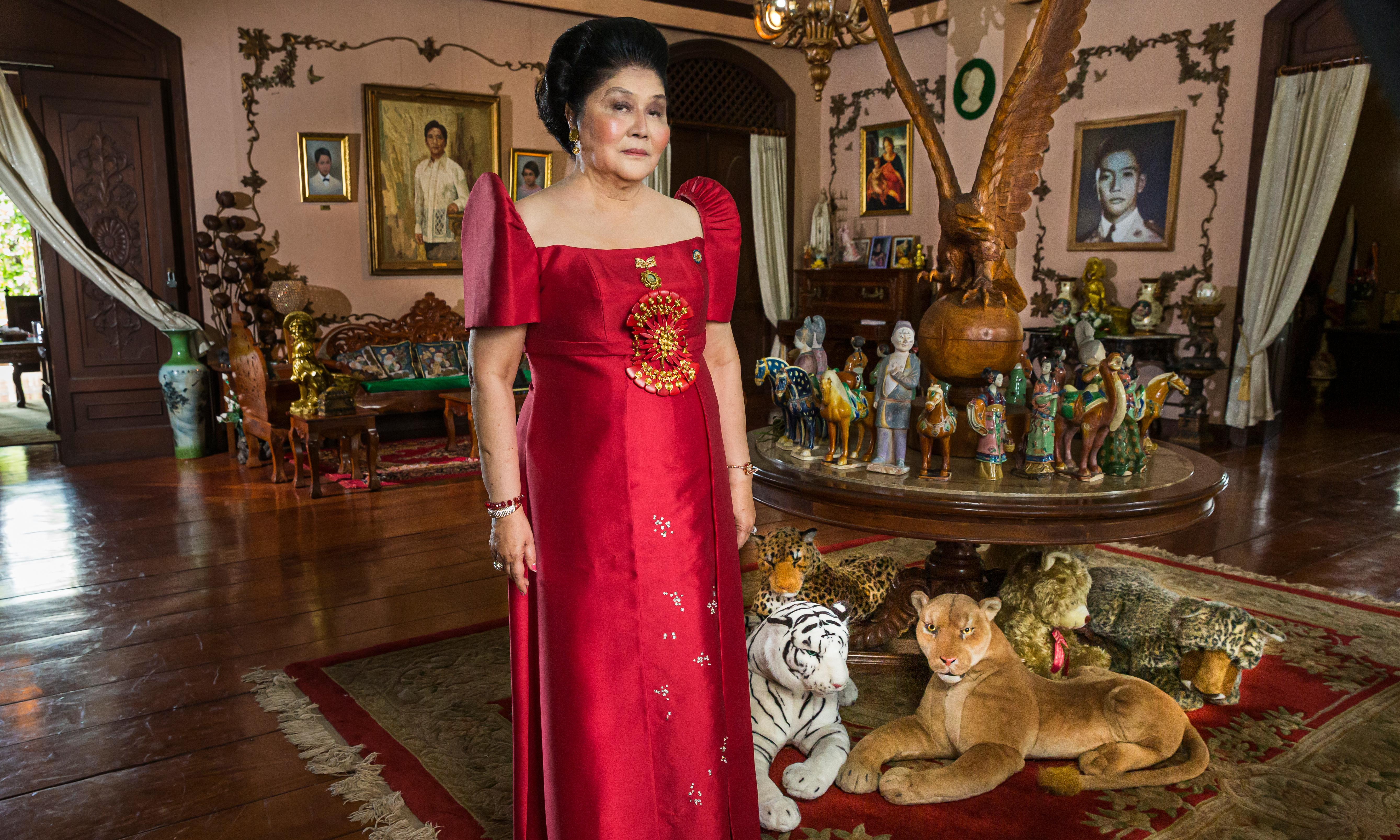 The Kingmaker review – exquisitely horrible portrait of Imelda Marcos