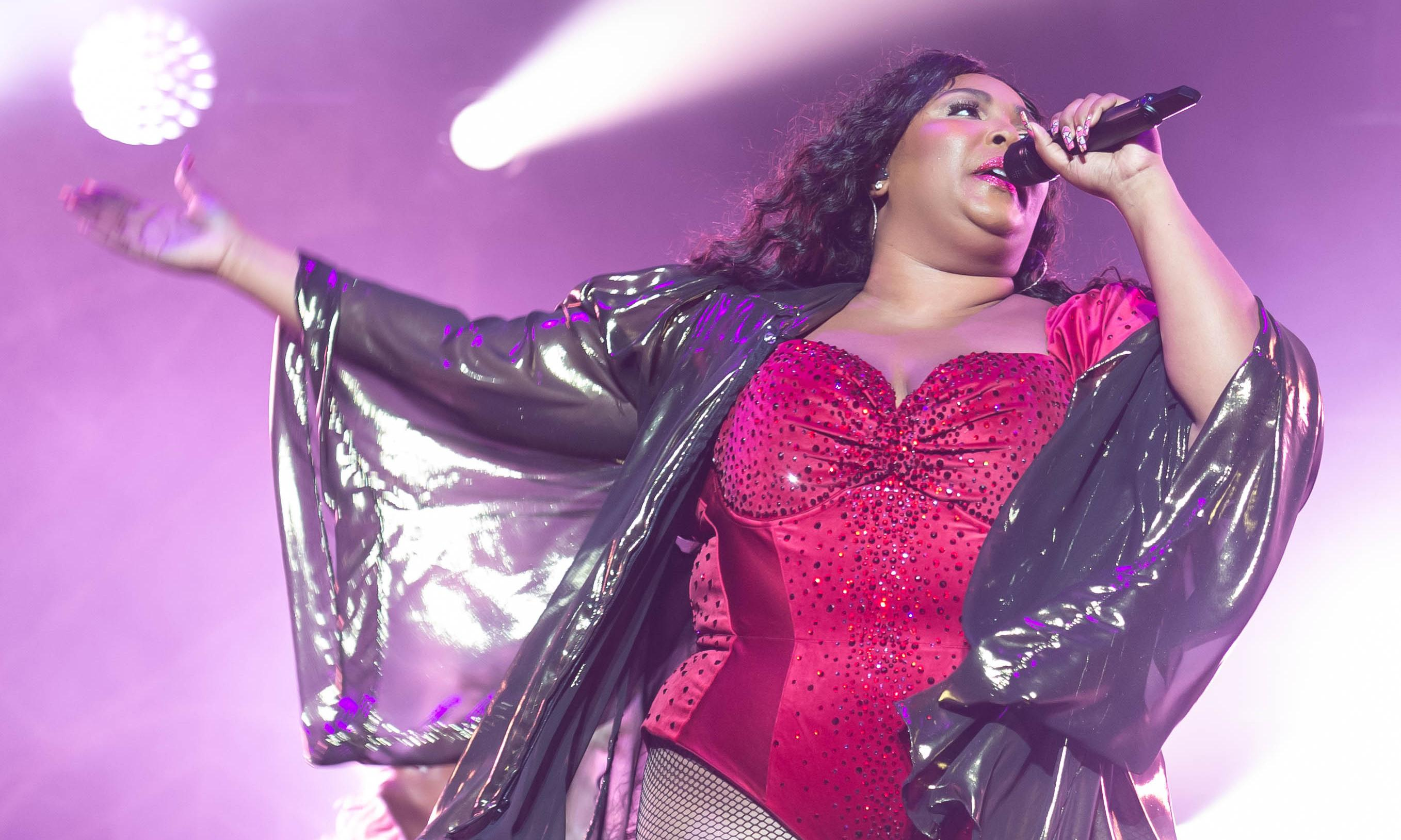 Lizzo hit by second plagiarism claim over No 1 hit Truth Hurts