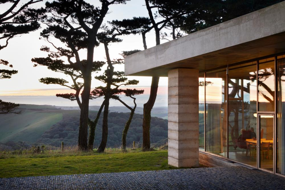 Living Architecture's Secular Retreat, Devon