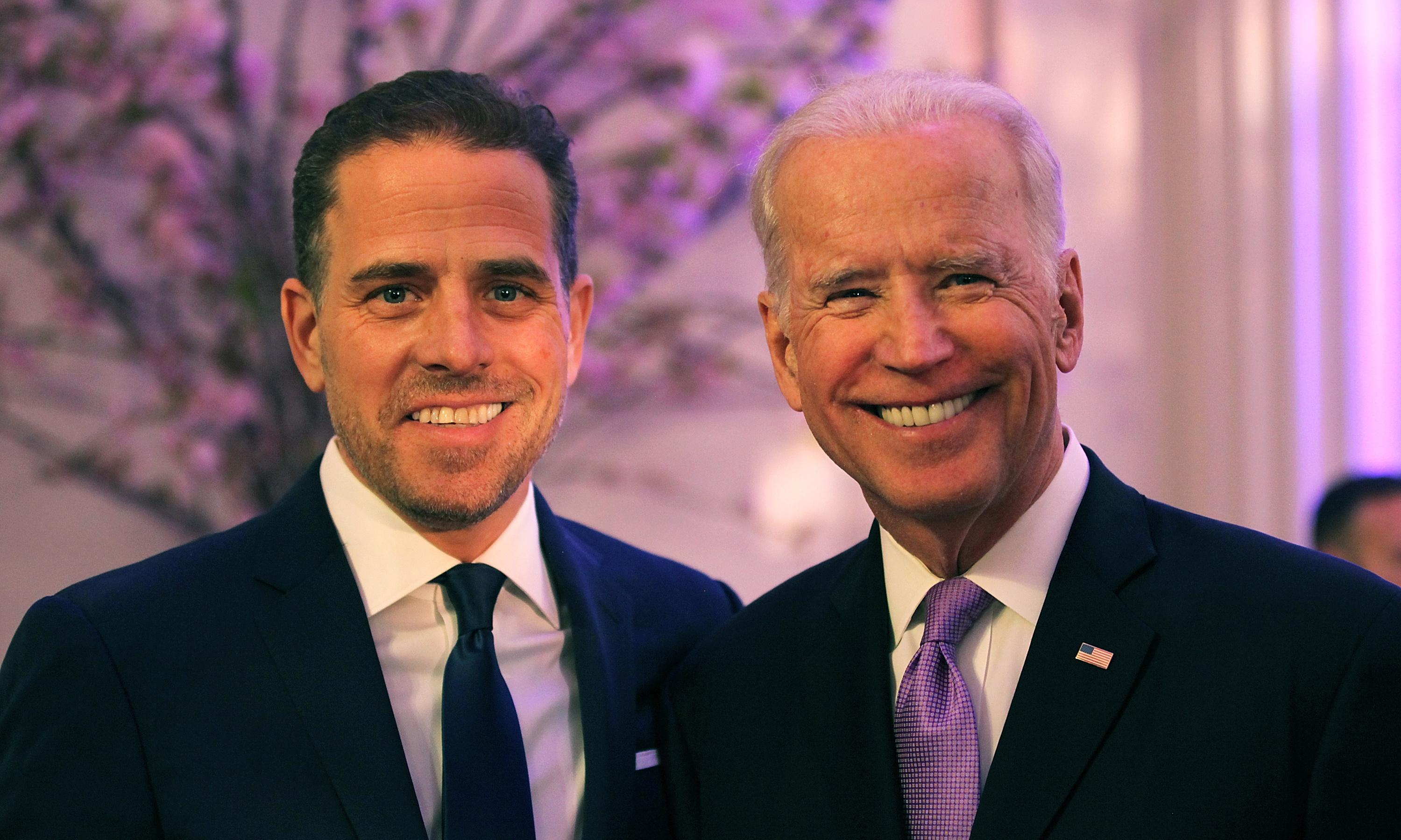 Hunter Biden is a reminder: Democrats are morally corrupt, too