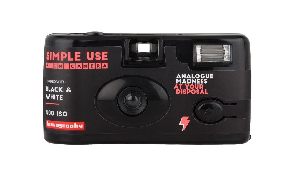 Lomography disposable camera