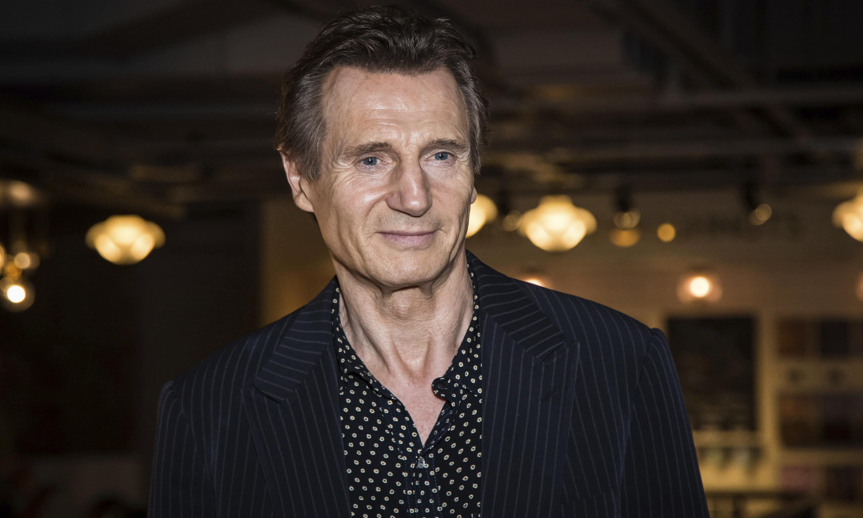 Liam Neeson 'profoundly apologises' over race attack remarks