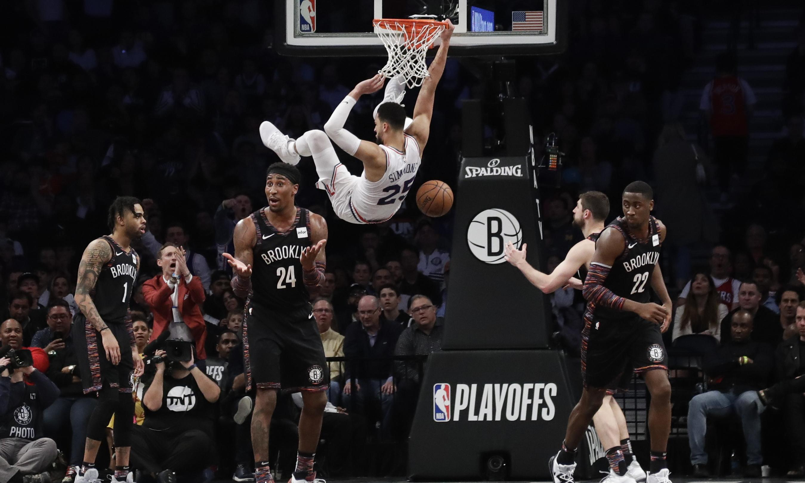 Ben Simmons shows NBA worth as Brooklyn Nets crushed