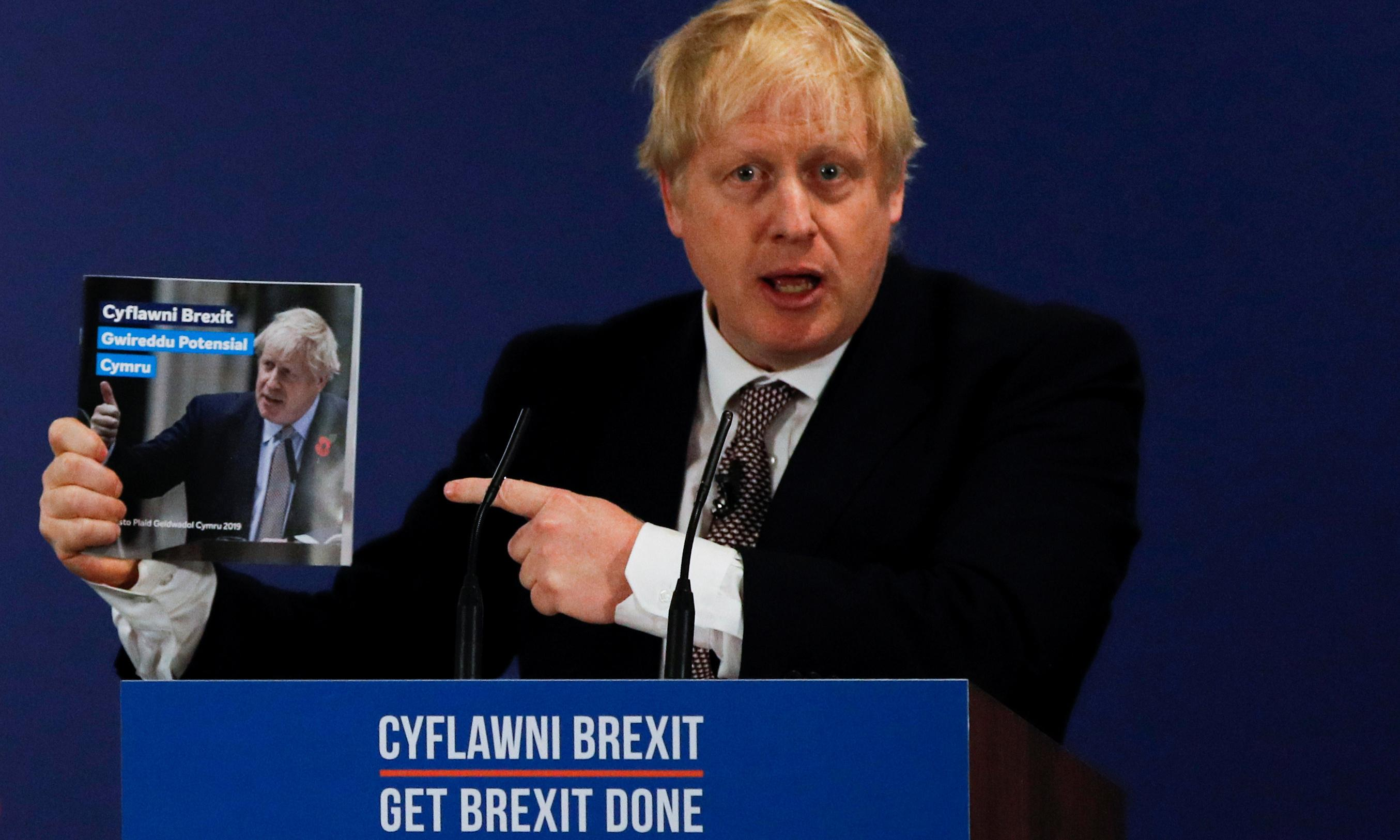 We now know the Boris Johnson blueprint: crisis, inequality and division