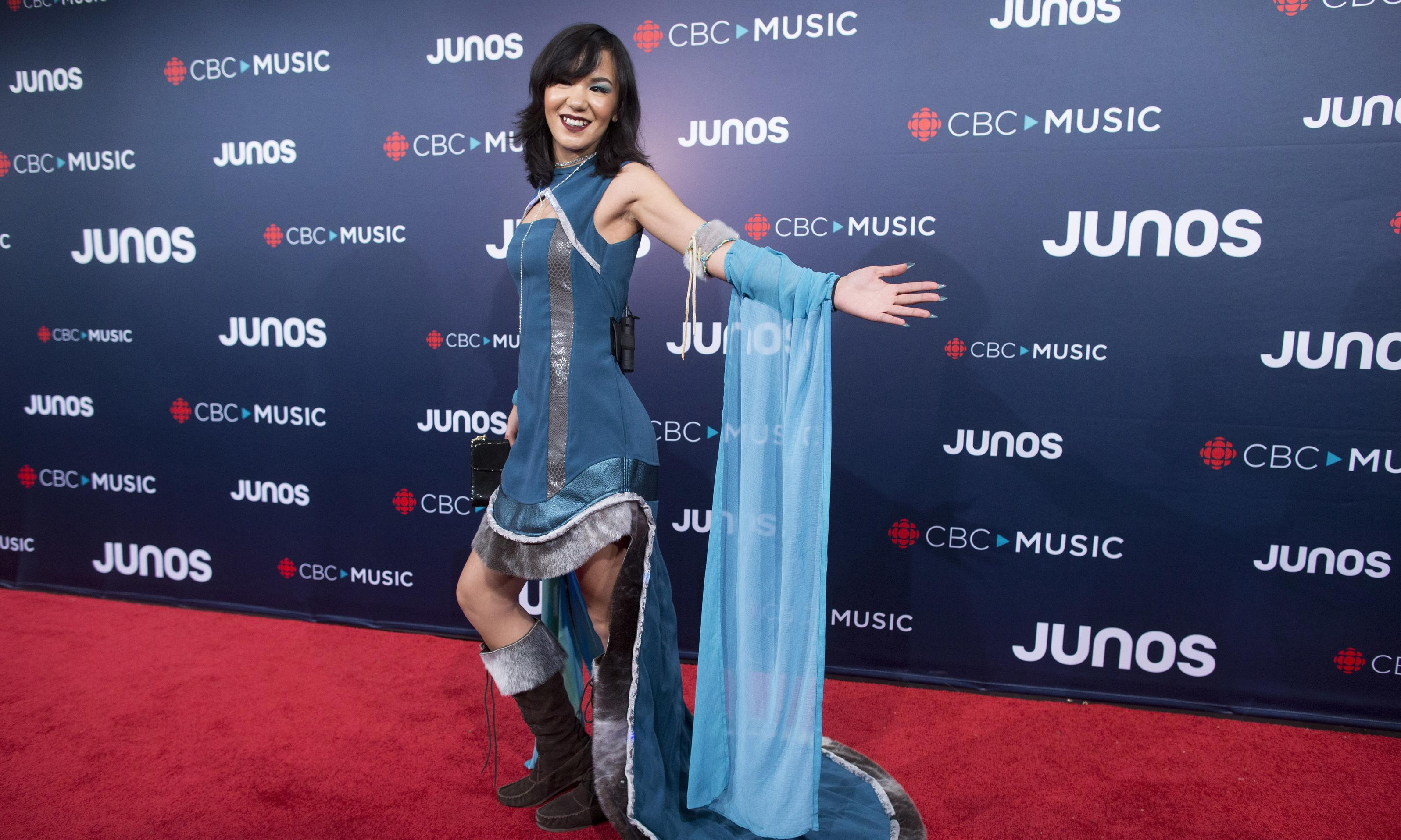 Kelly Fraser, Inuit singer-songwriter, dies aged 26