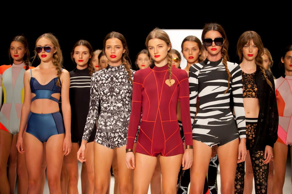 Australian Fashion Week Stock Photos and Pictures Getty