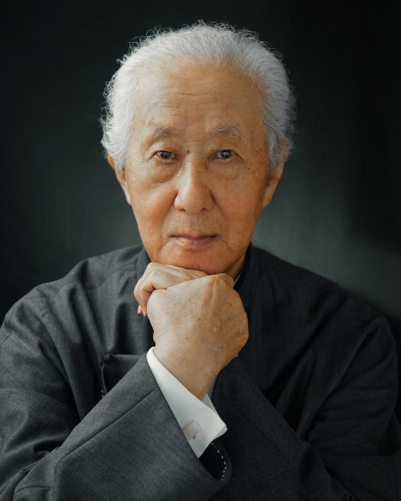 Visionary ... Arata Isozaki