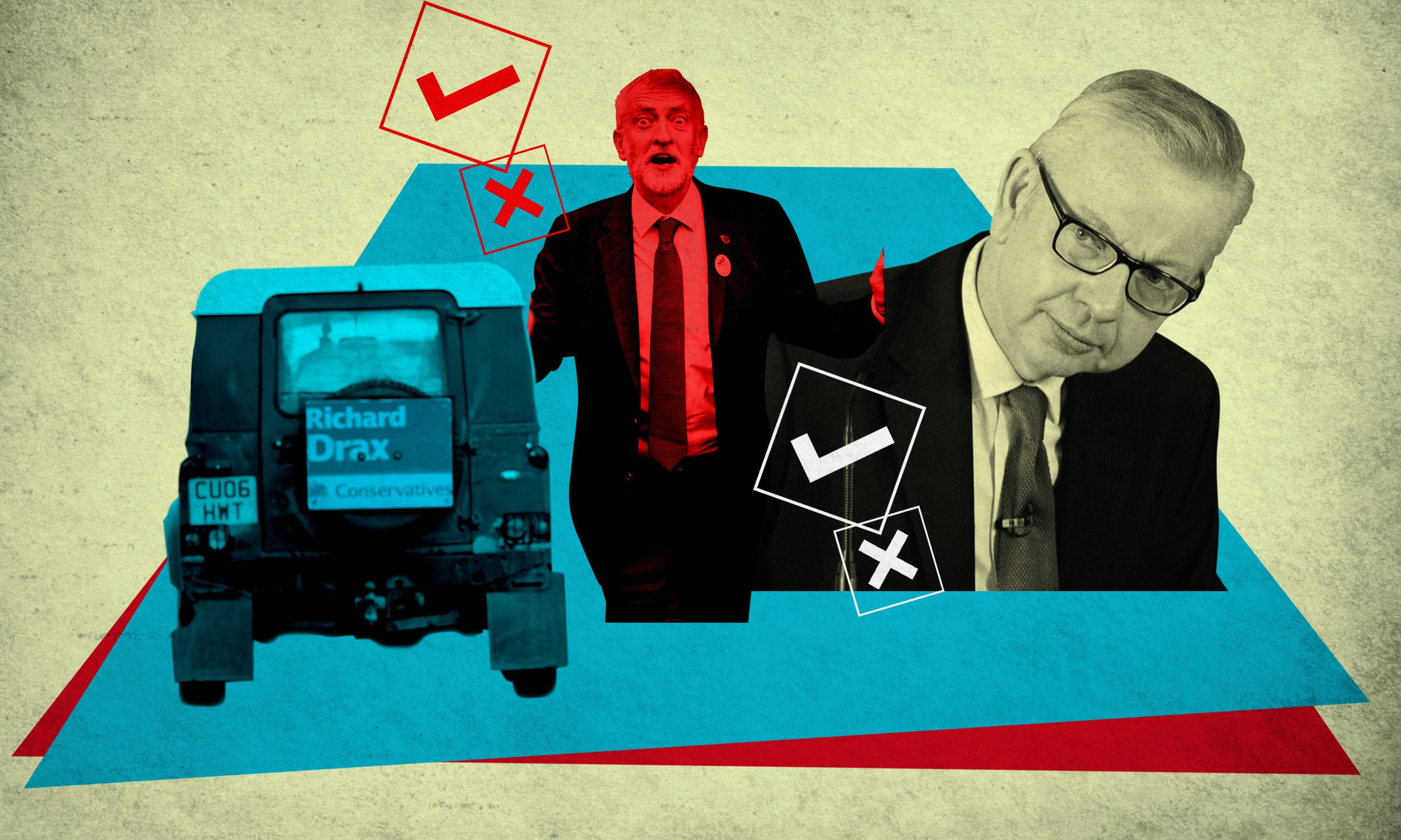 Quiz: how much do you remember about the final week of the election?