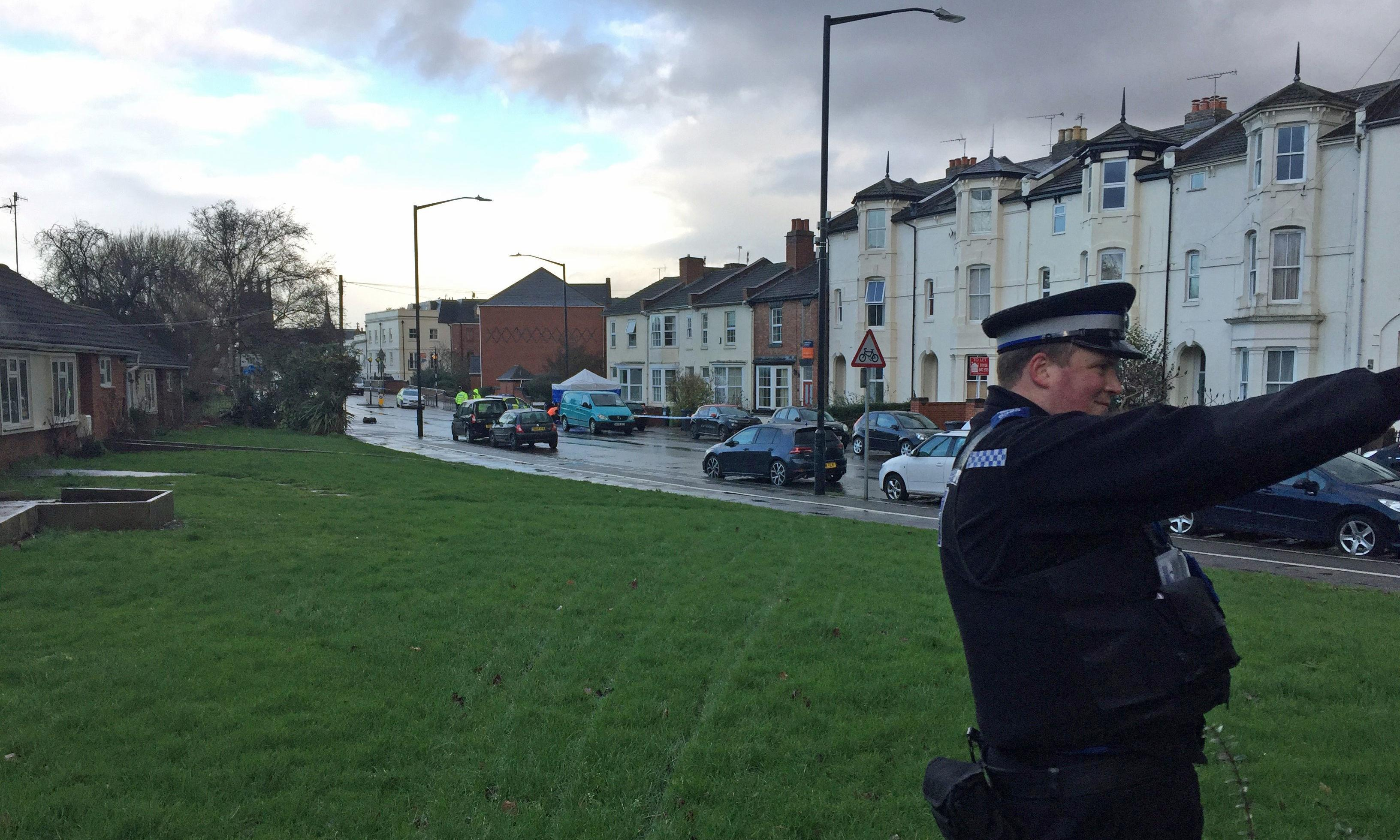 Man held after fatal stabbing in Leamington Spa