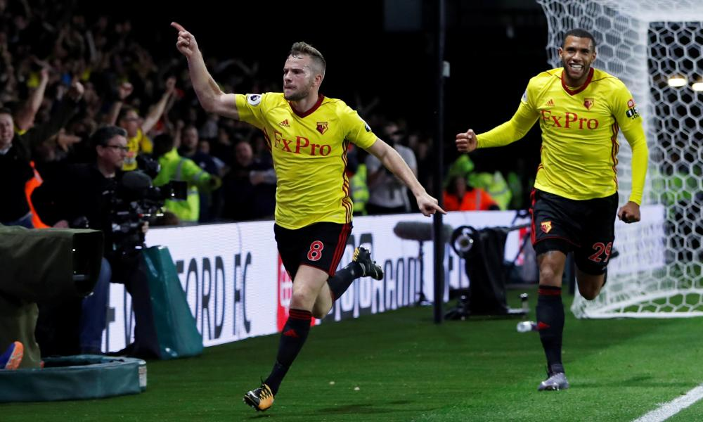 Watford head to Stamford Bridge two points ahead of Chelsea in the Premier League table.