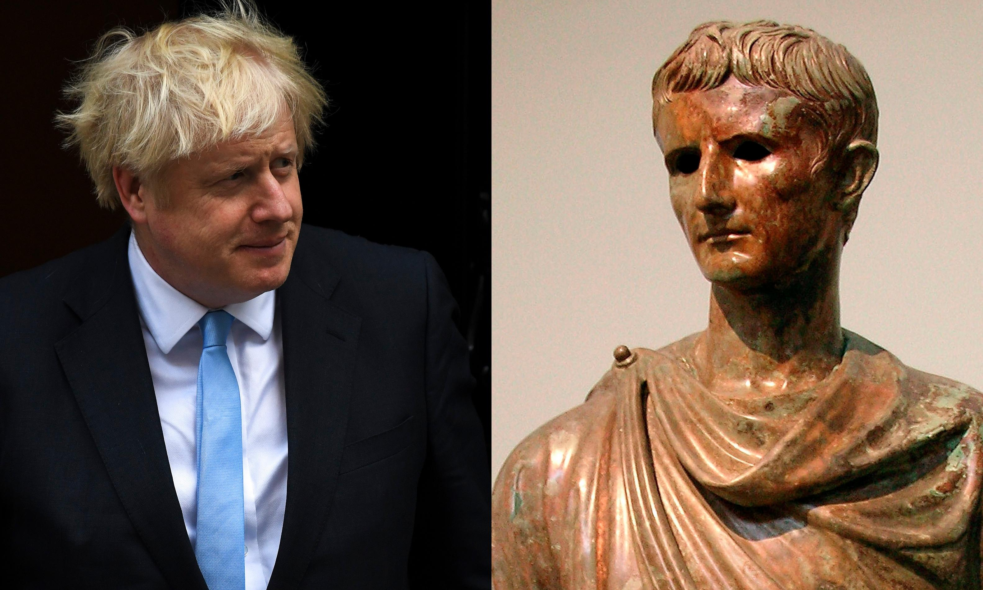 Five lessons Boris Johnson could learn from Emperor Augustus