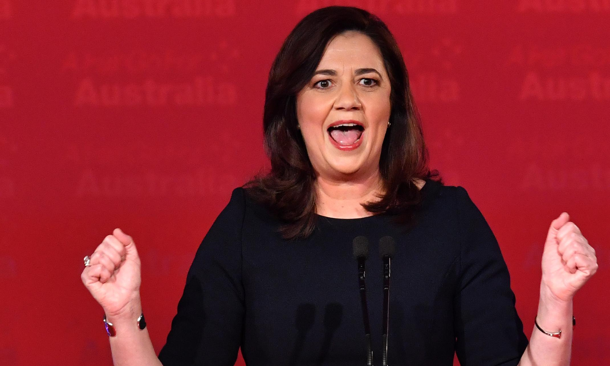 News Corp paper refuses to apologise for putting Queensland premier's face in crosshairs