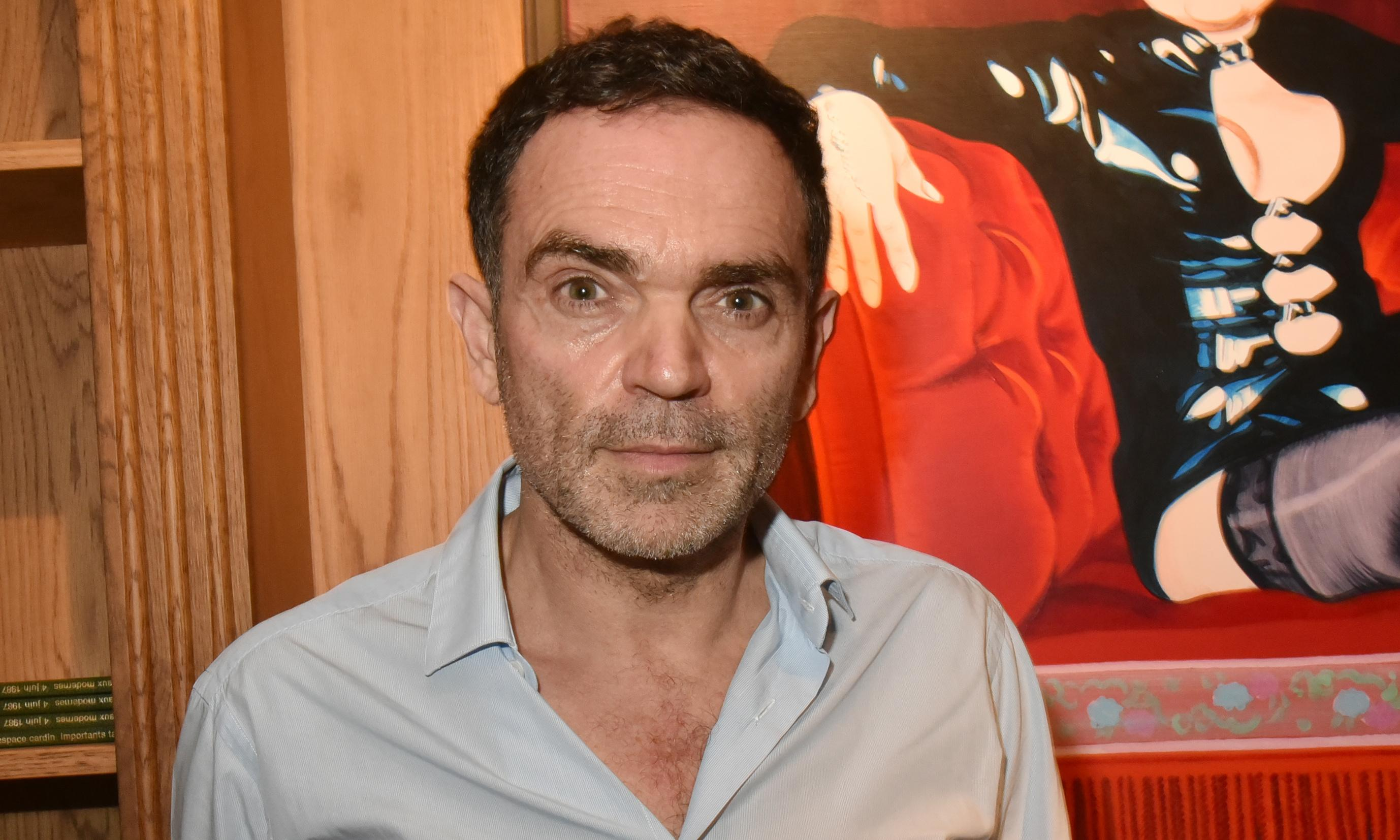 I'm not 50, but it's a relief to be invisible to men like Yann Moix