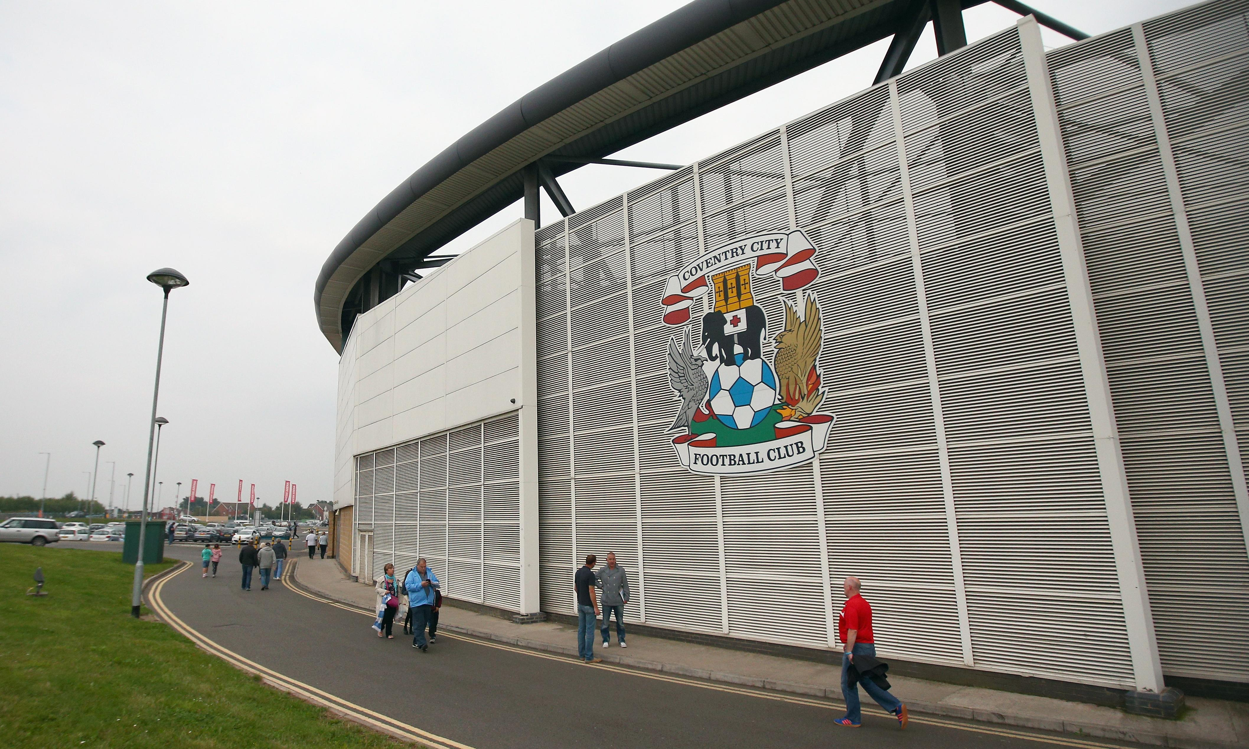 Coventry City announce groundshare agreement is in place for next season