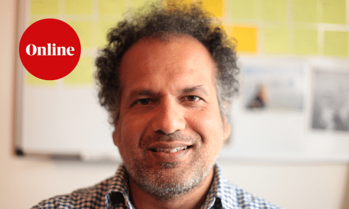 Sarfraz Manzoor will join Guardian Live to talk about his new book, THEY