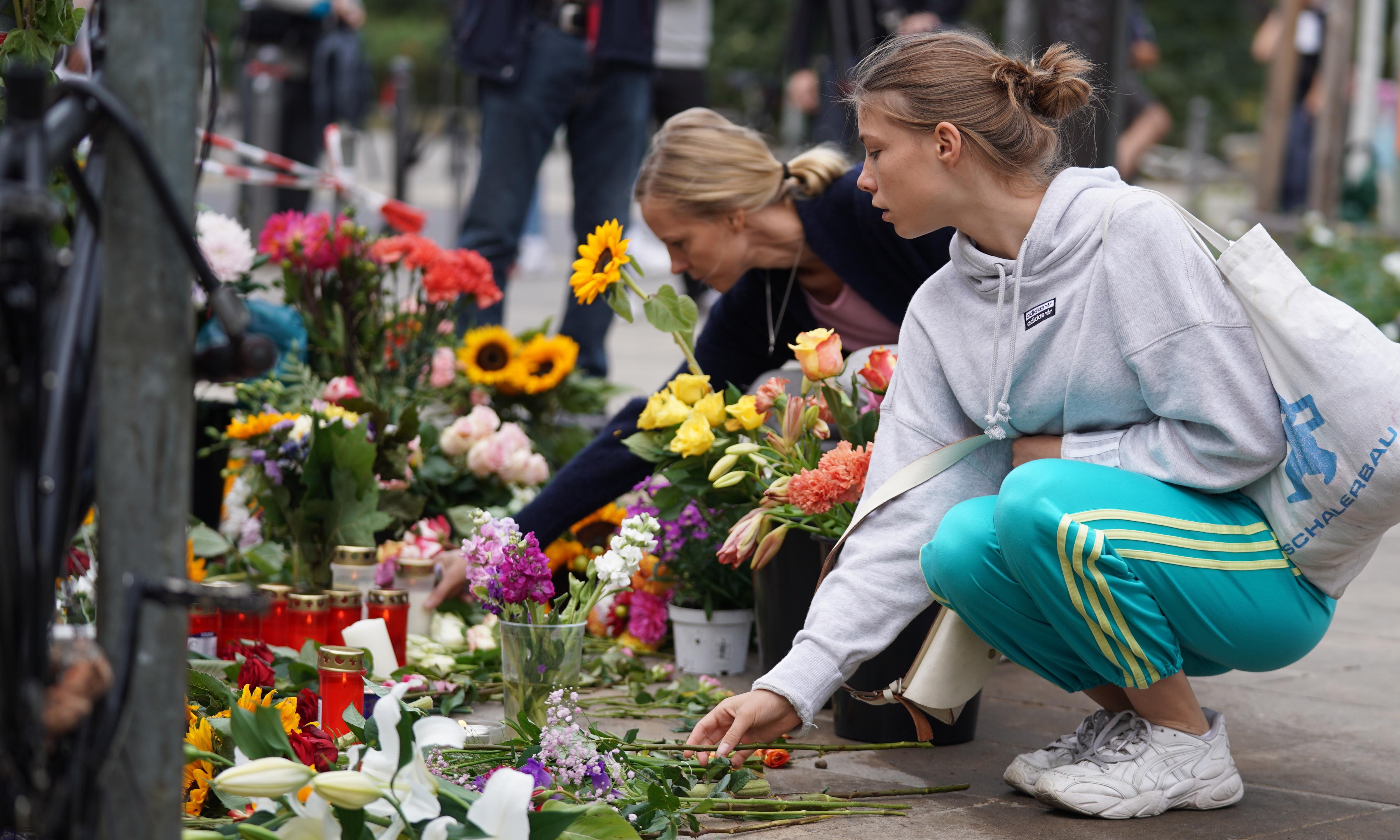 Berliners call for 4x4 ban after four people killed in collision