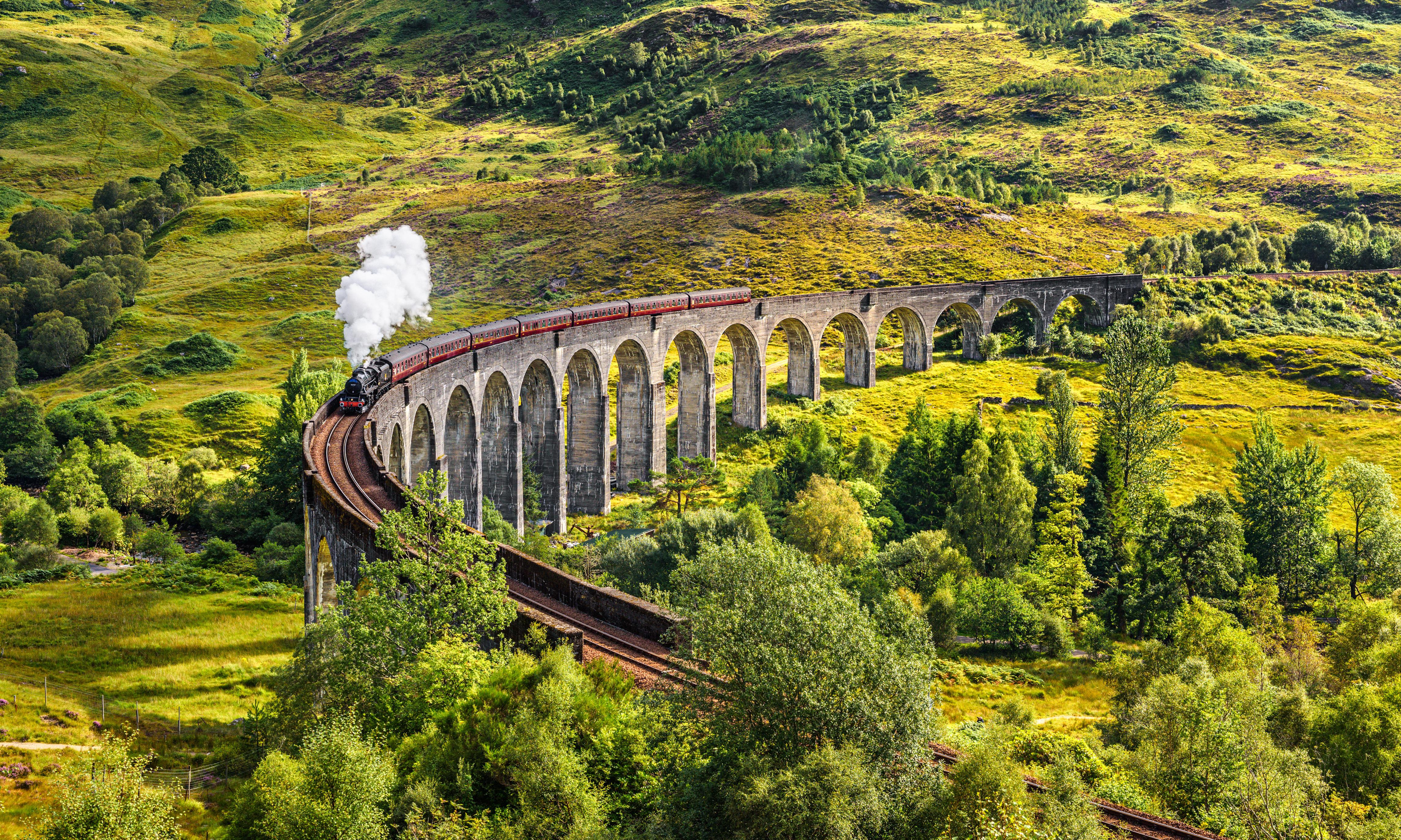 From Orient Express to The Railway Children: top 10 trains in novels