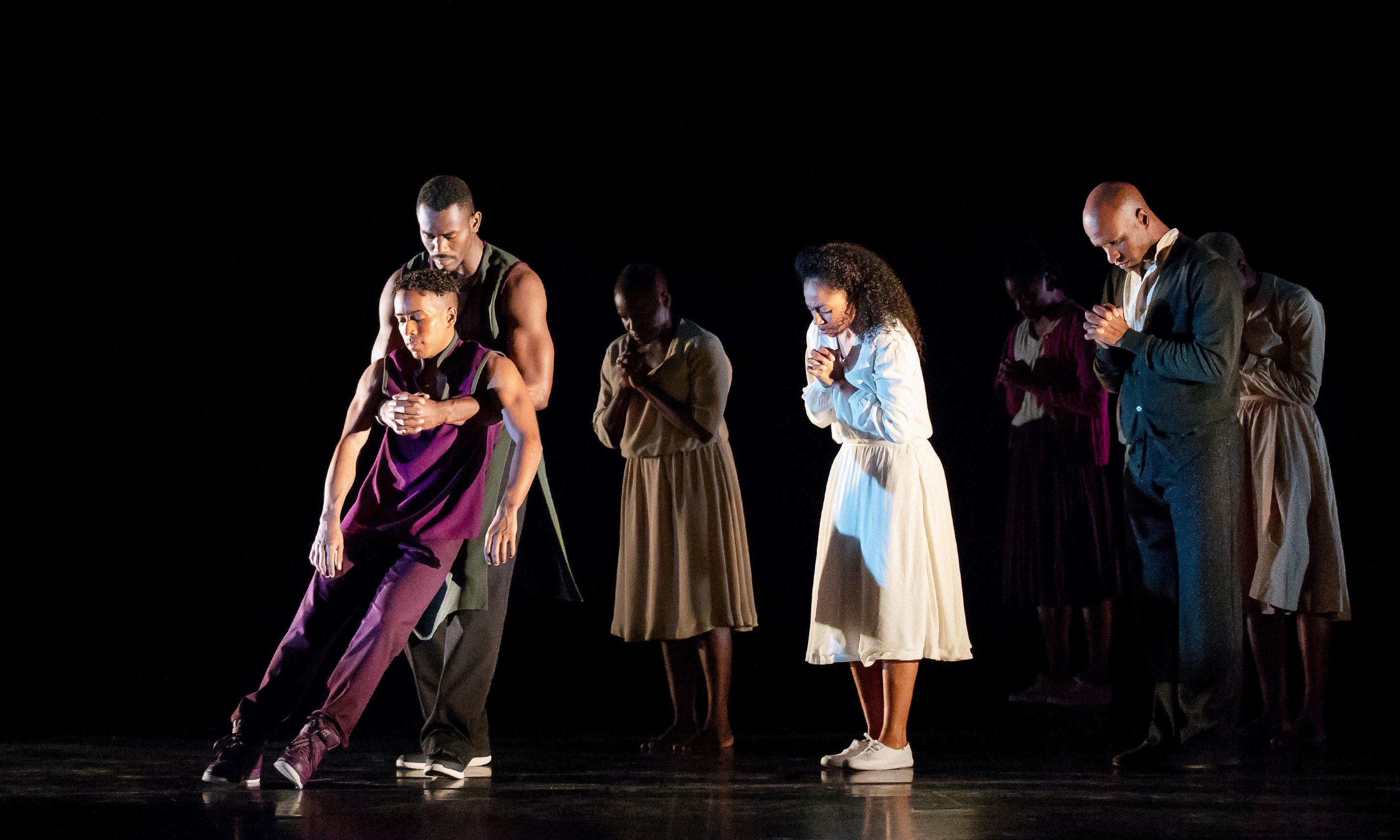 Alvin Ailey American Dance Theater: Lazarus/Revelations – review