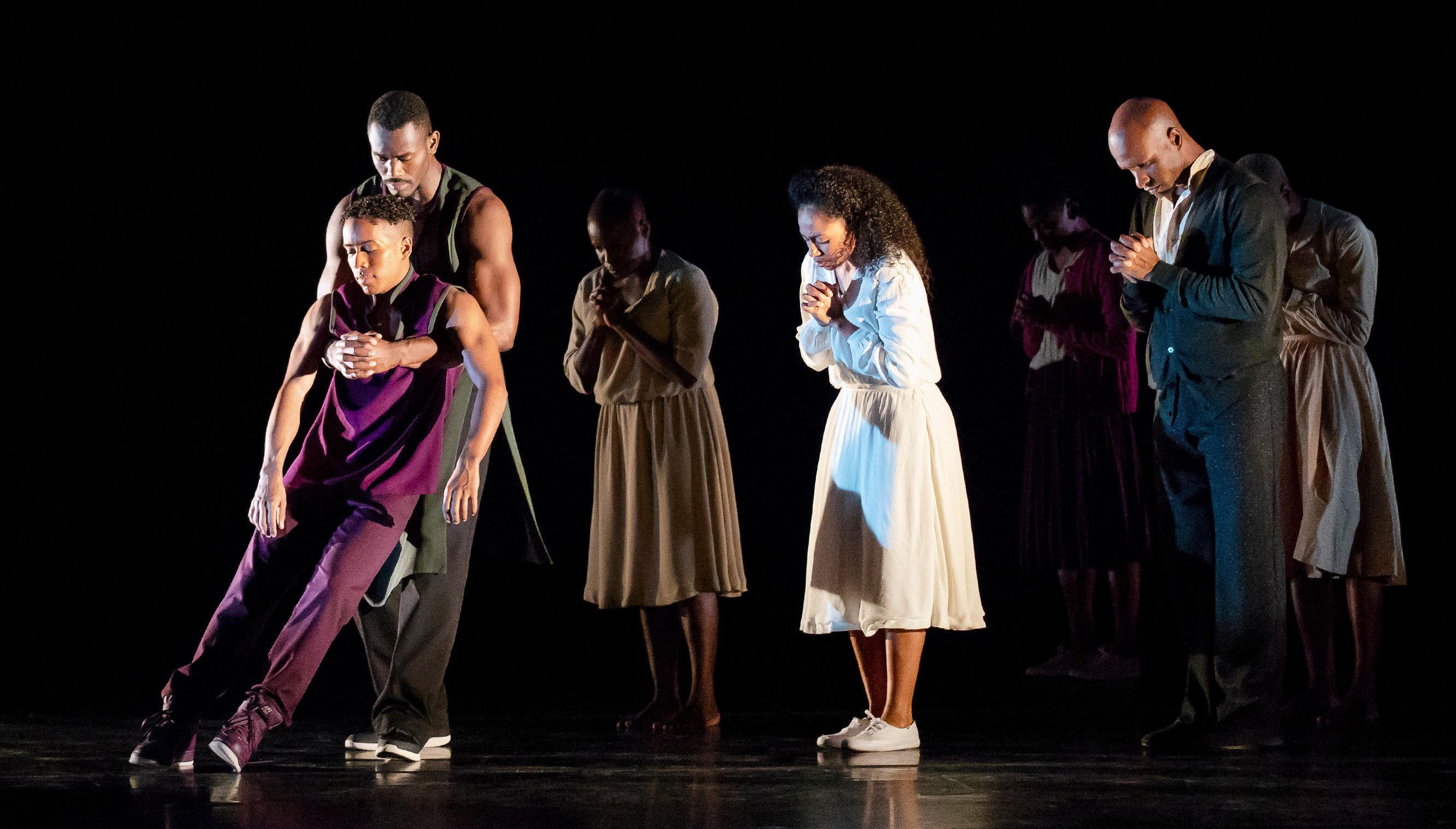 Spirit rising, feet swizzling: the joy of Alvin Ailey American Dance Theater