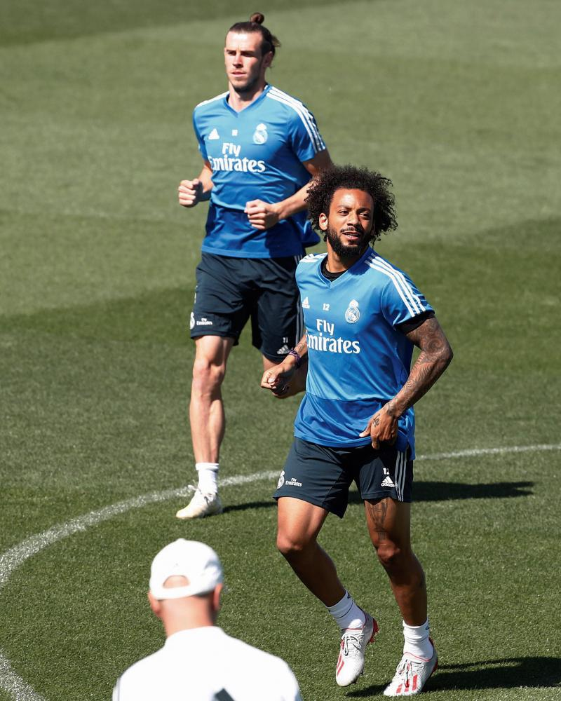 Gareth Bale and Marcelo are two players that face an uncertain summer at Real Madrid.