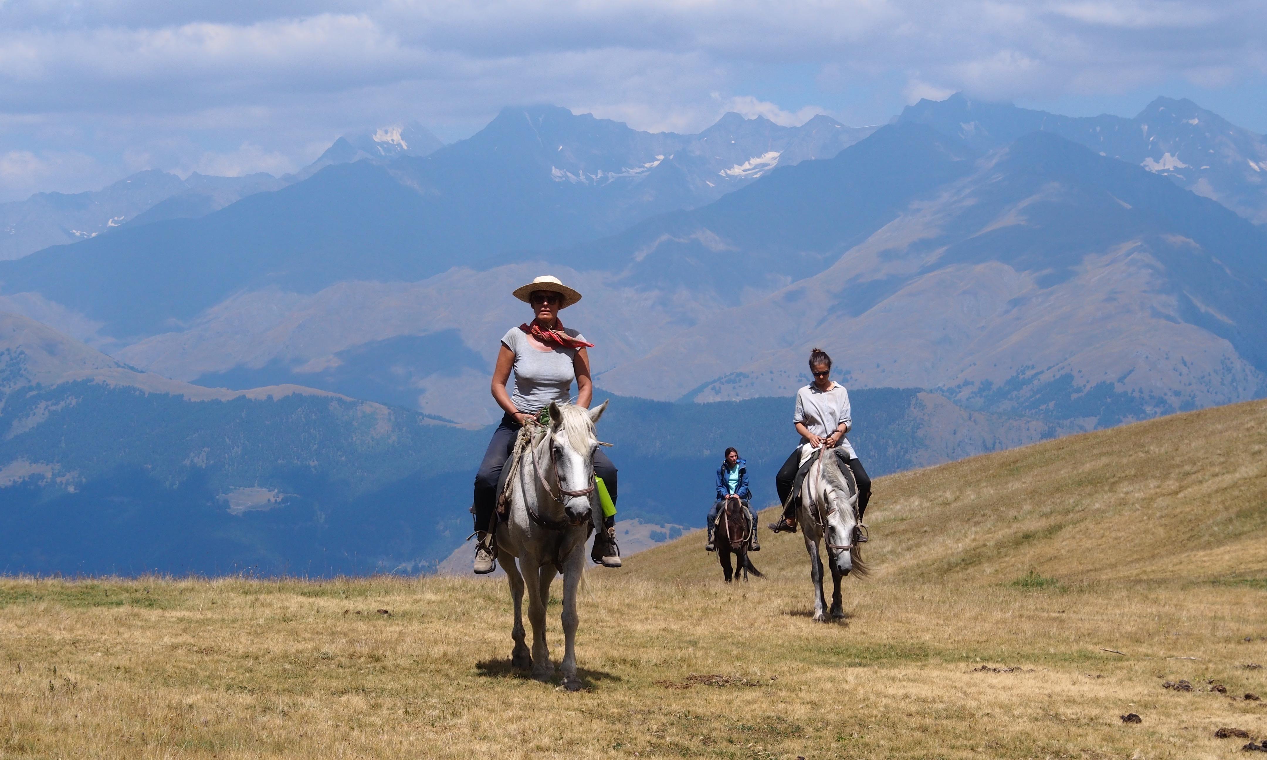 Georgian splendour: trekking in the Caucasus