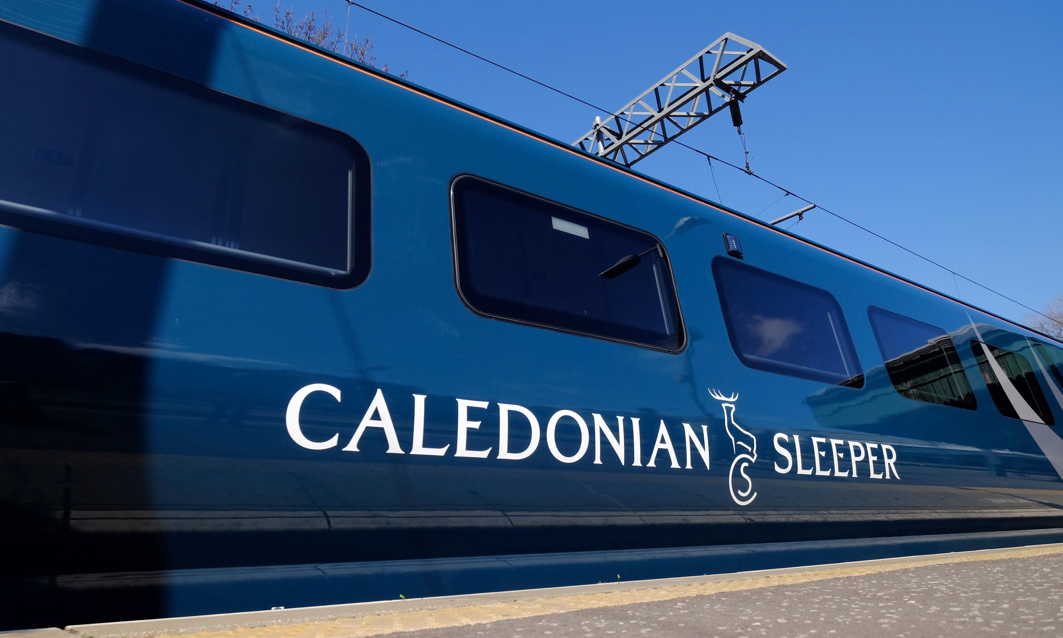 Caledonian Sleeper suffers setbacks with Highlands train delay