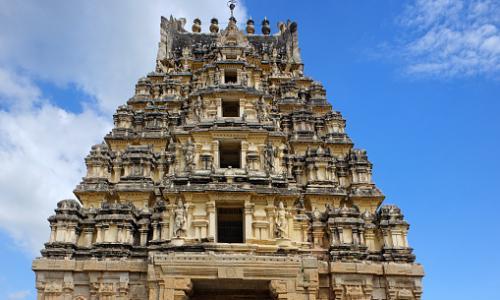 Sri Ranganathaswamy Temple, Mysuru, India.
