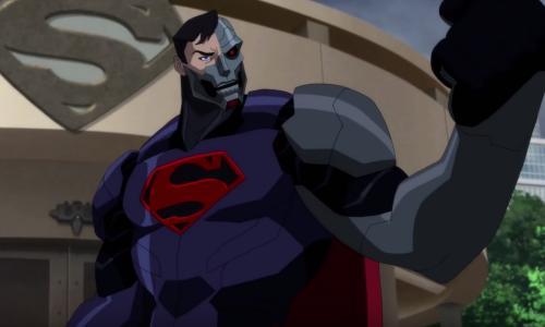 Reign of the Supermen review – copycat superheroes fight it out