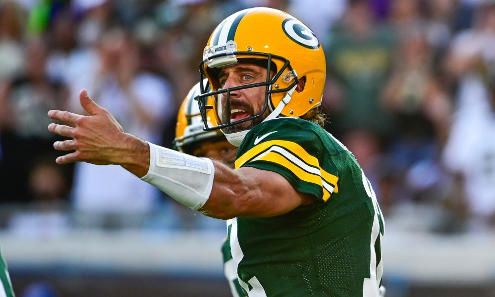Aaron Rodgers had one of the worst games of his career on Sunday