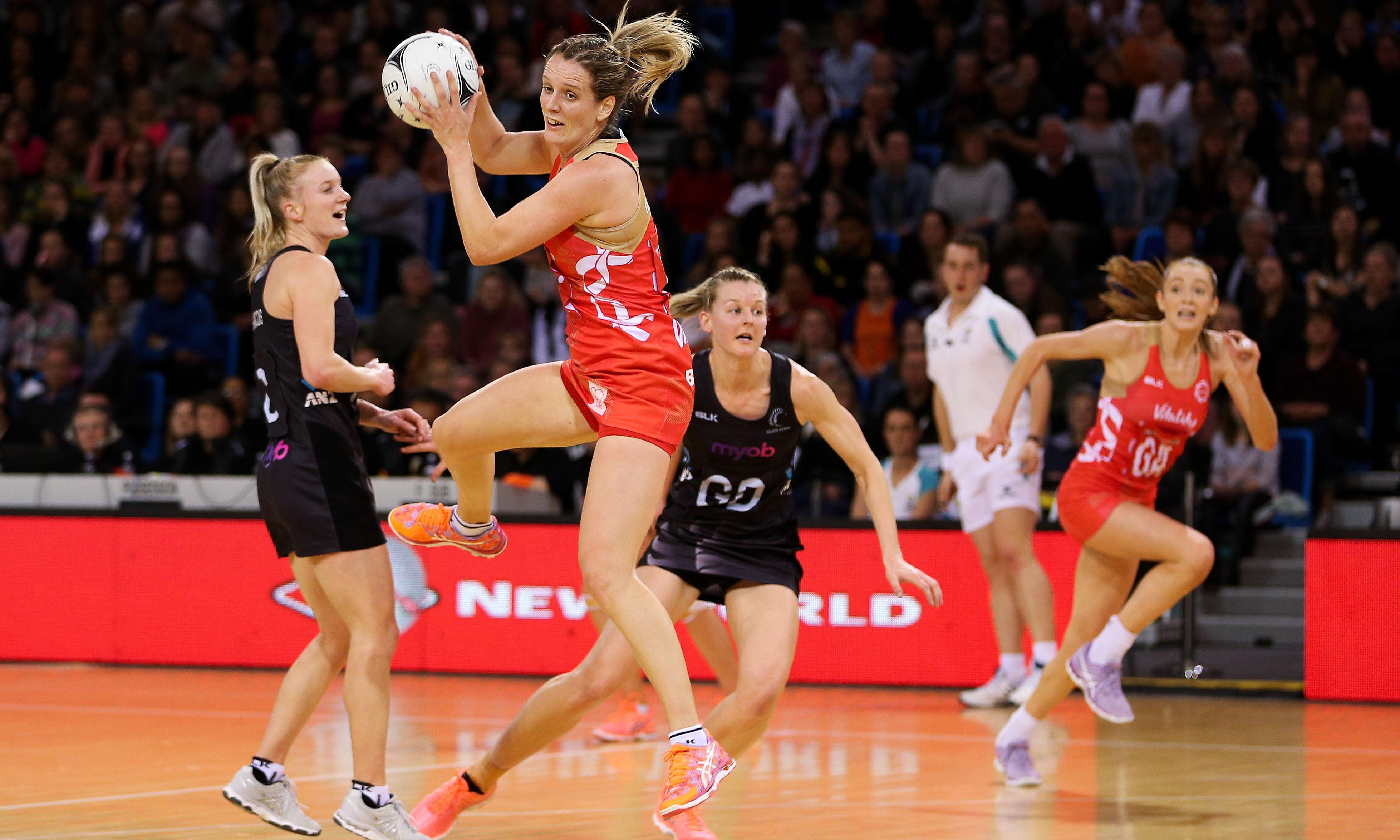 Sara Bayman: 'England's gold will be seen as the pivotal moment for netball'