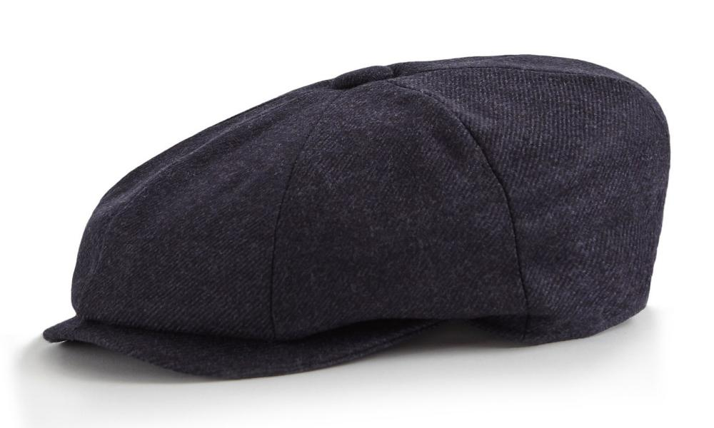 Baker-boy cap, £35, Reiss