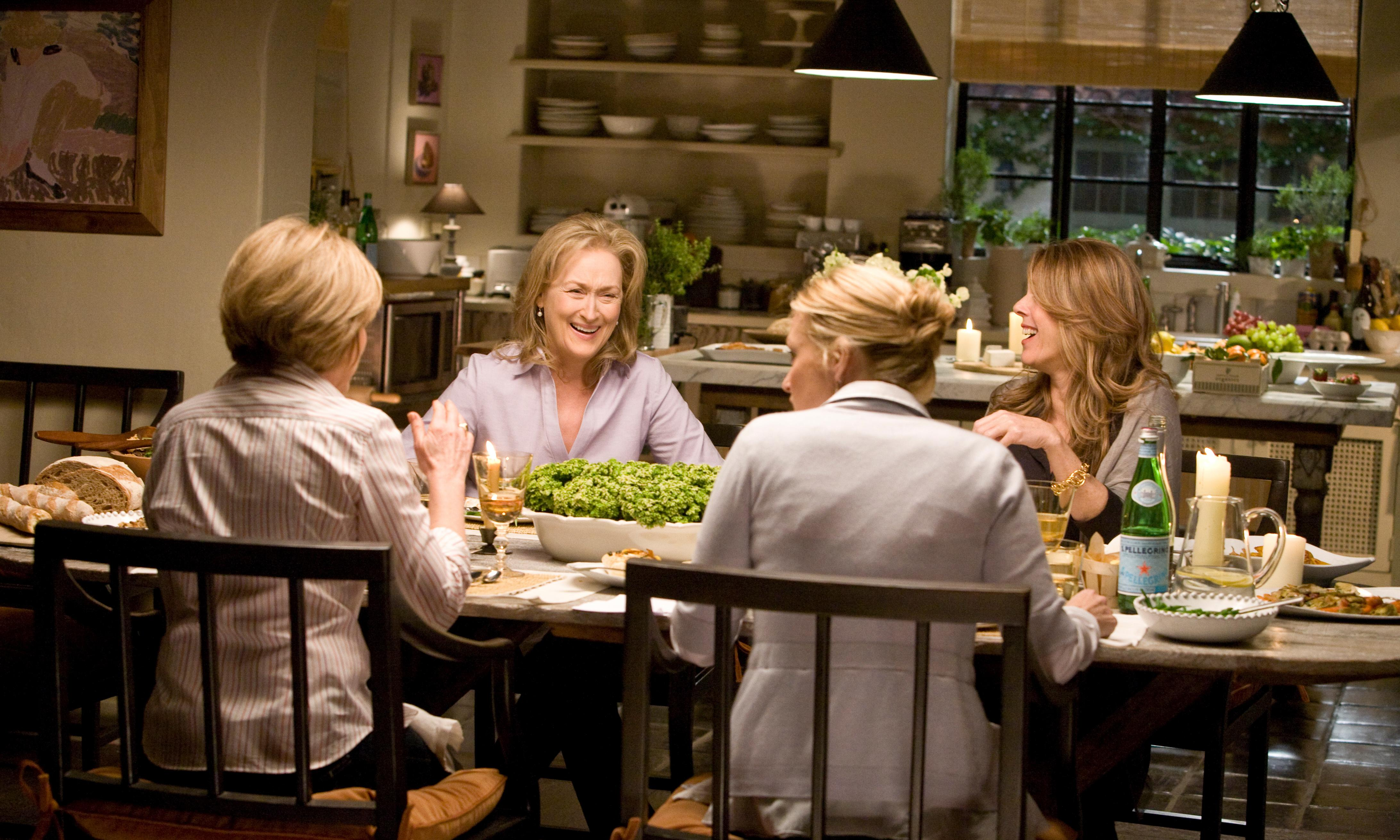 Nancy Meyers: focusing on my movie kitchens is sexist