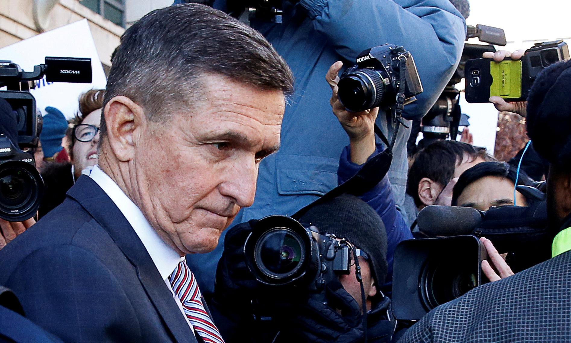 Wednesday US briefing: Flynn 'sold country out', says federal judge