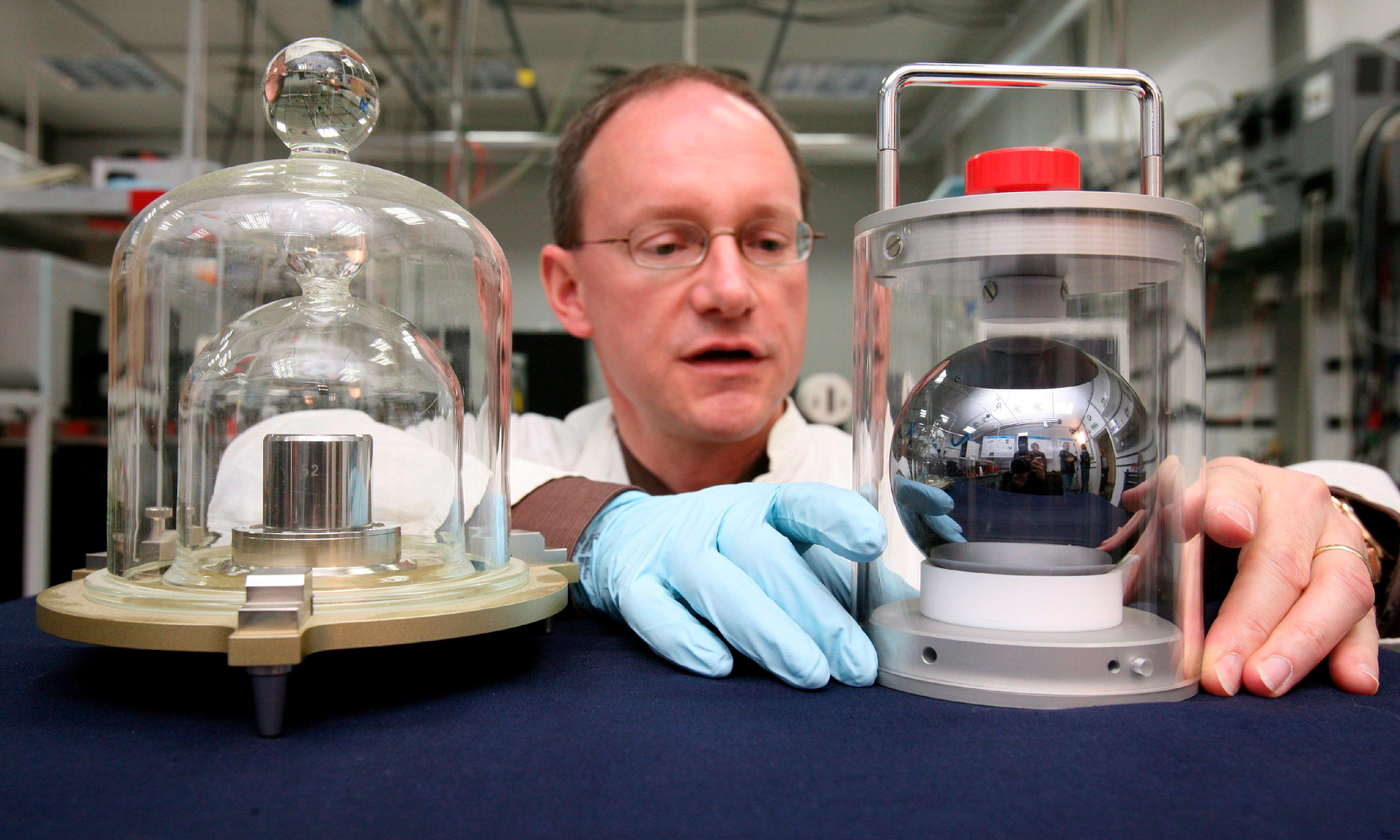 In the balance: scientists vote on first change to kilogram in a century
